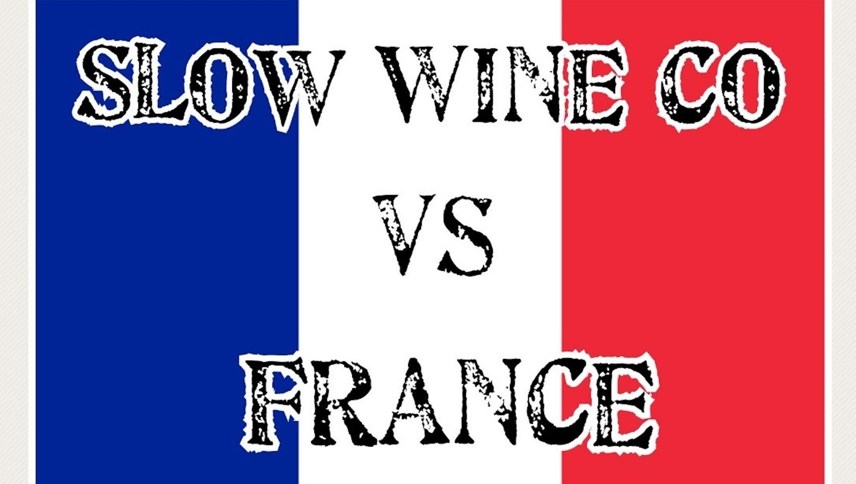 Slow Wine v France - ACT Tourism