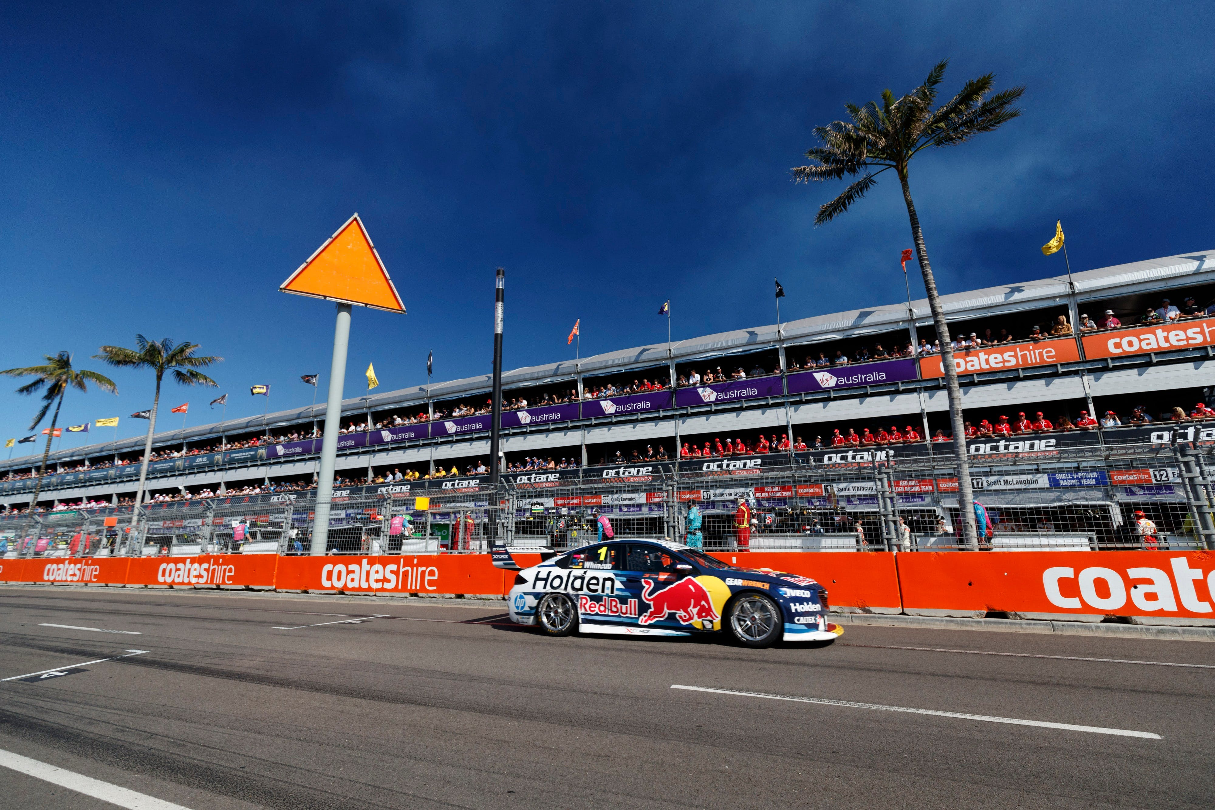 Supercars Coates Hire Newcastle 500 - ACT Tourism