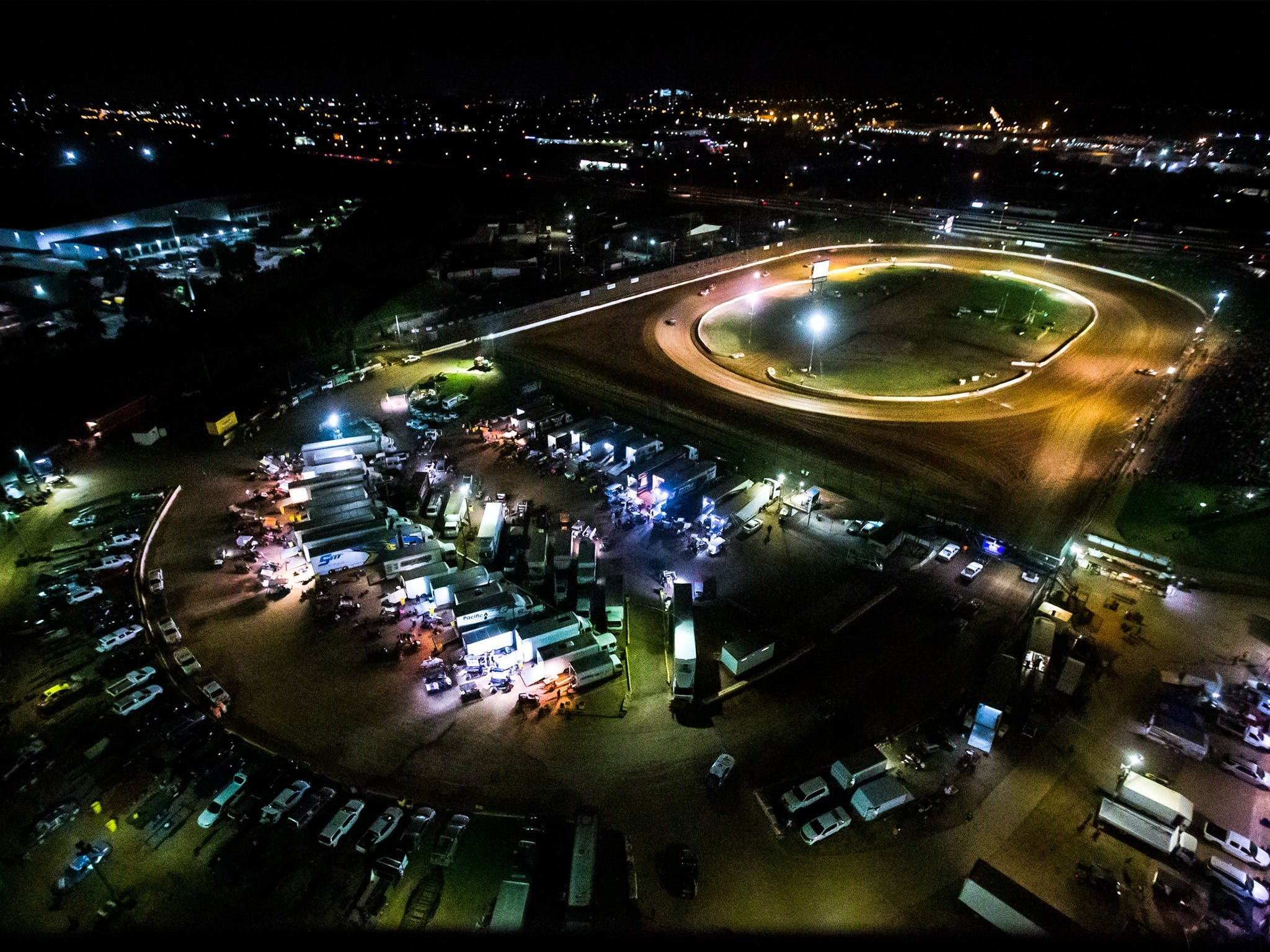 Valvoline Raceway's Opening Night - ACT Tourism