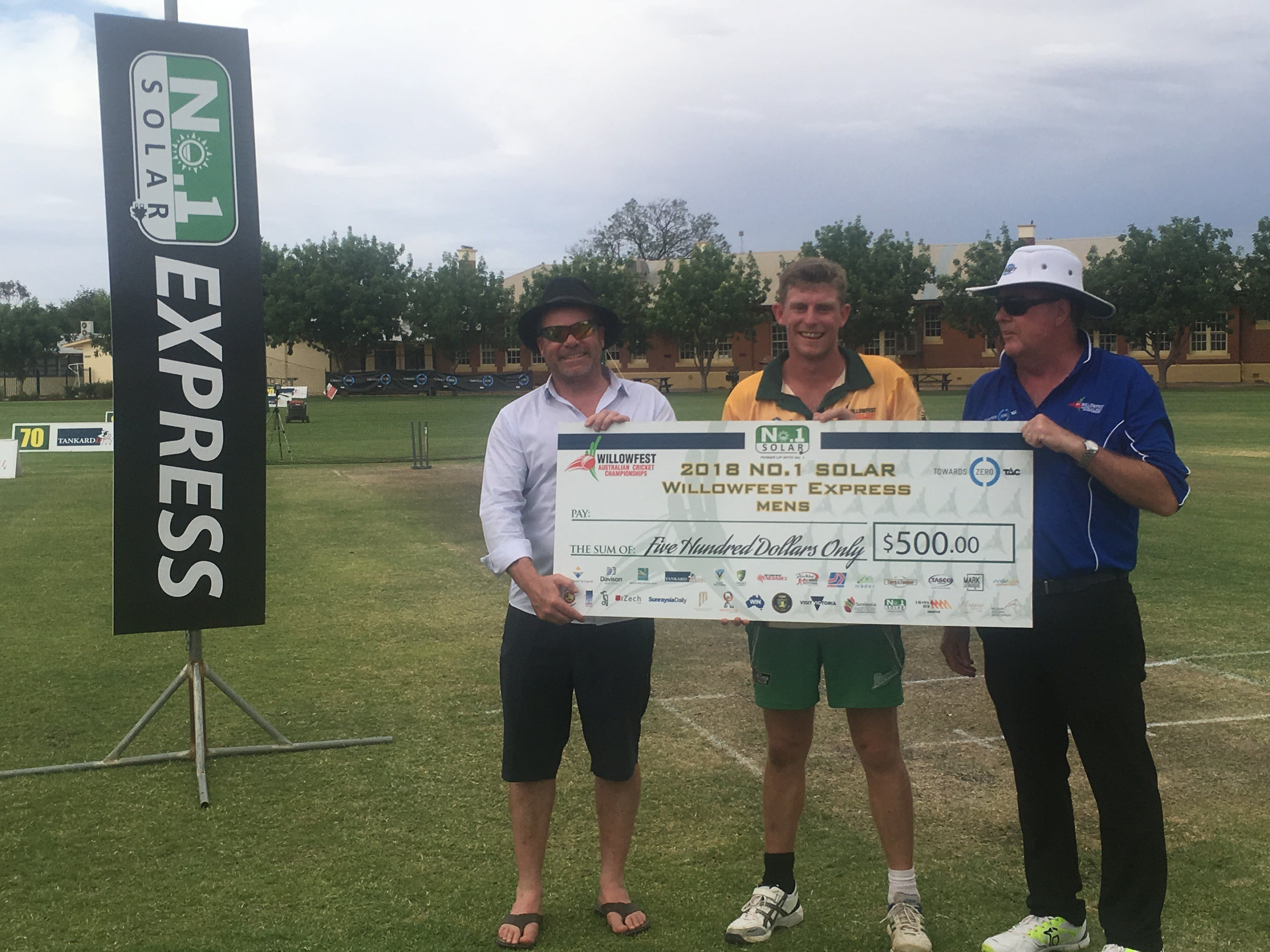 Willowfest Australian Cricket Championships Presentation Dinner - ACT Tourism