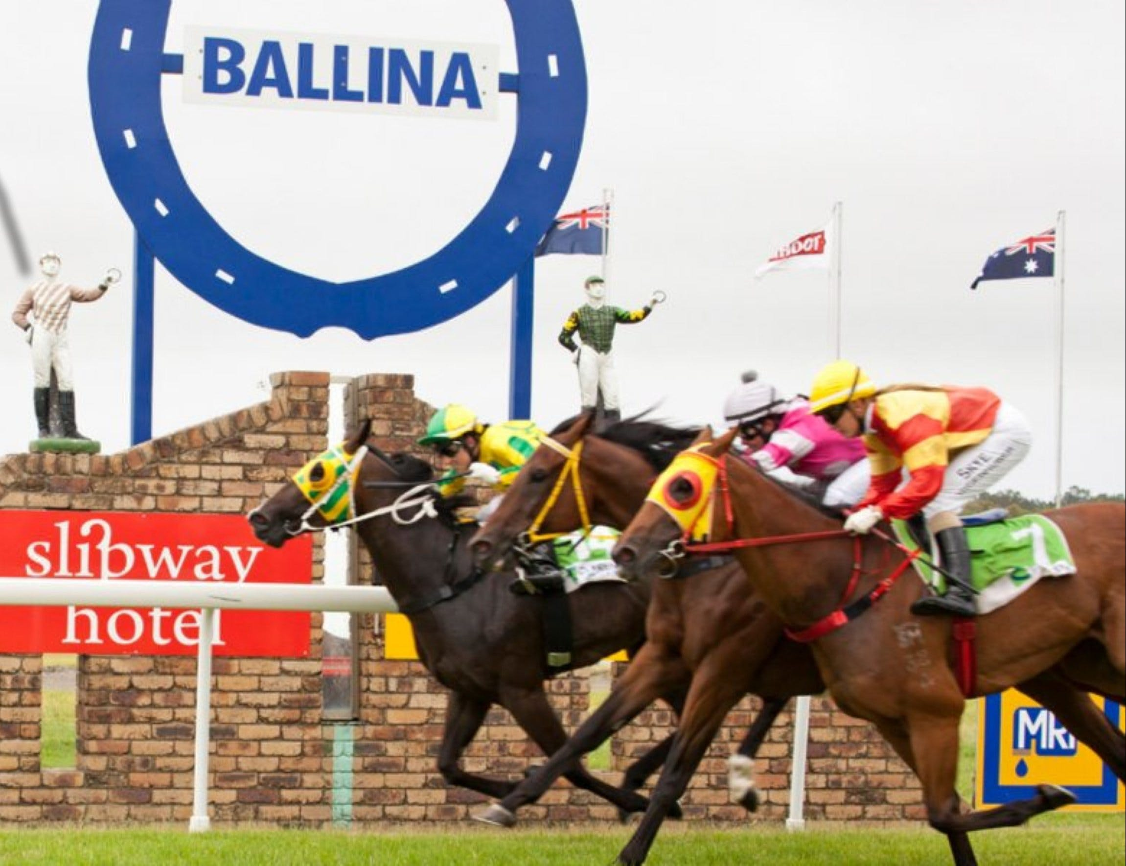 Ballina Boxing Day Races - ACT Tourism