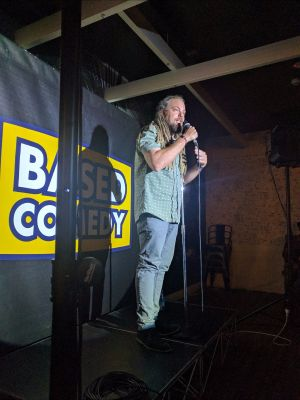 Based Comedy at The Palm Beach Hotel - ACT Tourism