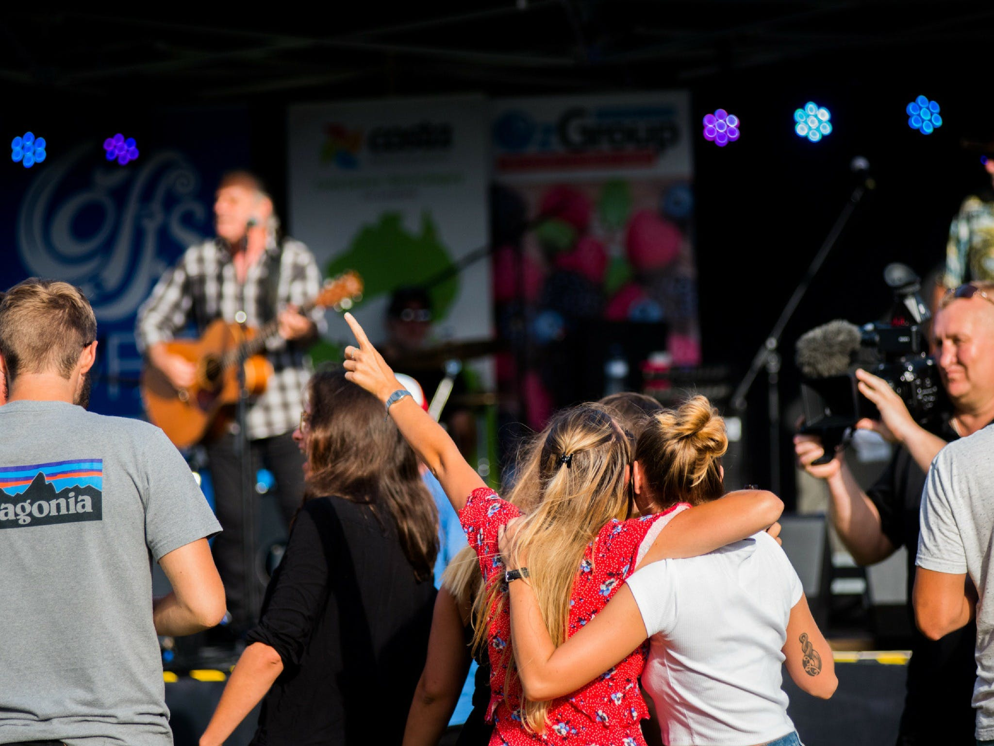 Blues and Berries Festival - ACT Tourism