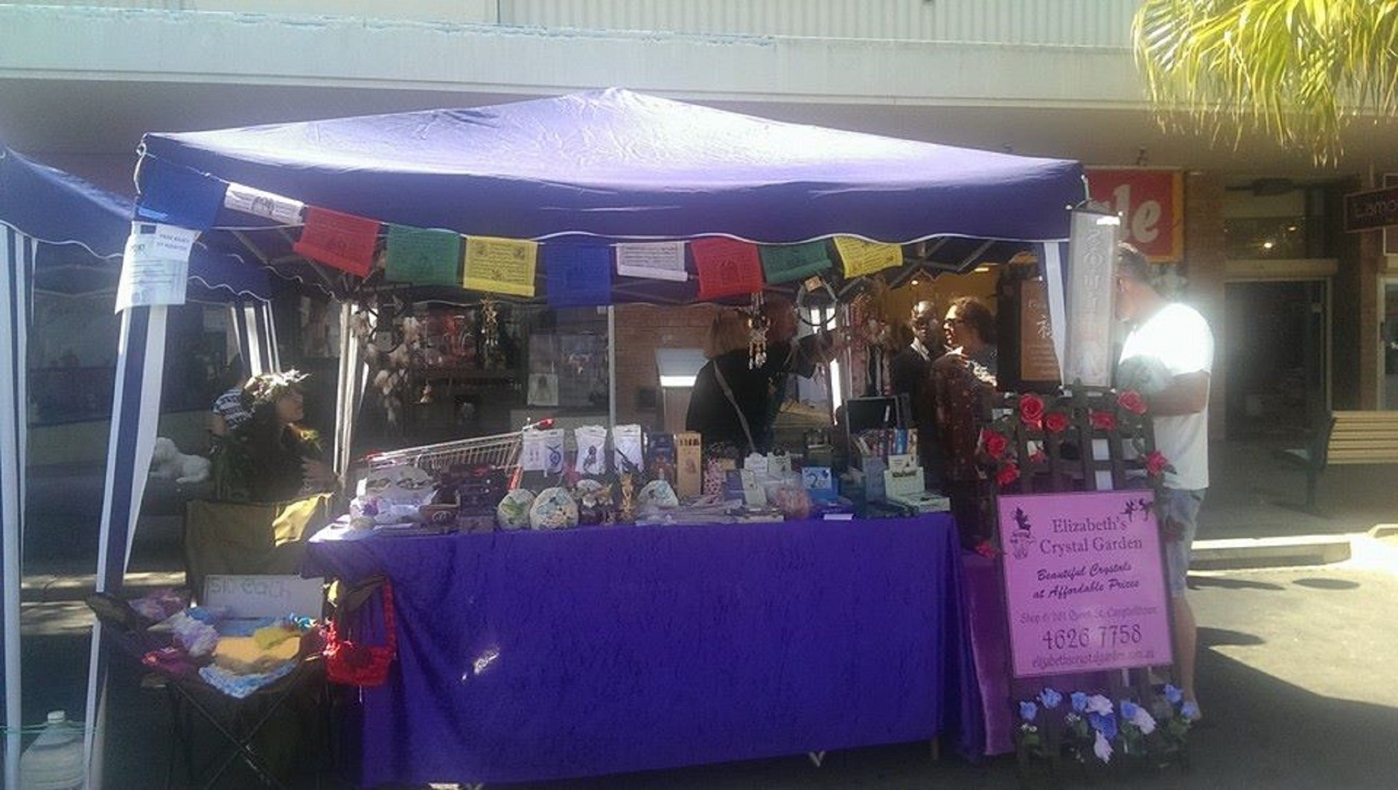 Courtyard Monthly Market - ACT Tourism