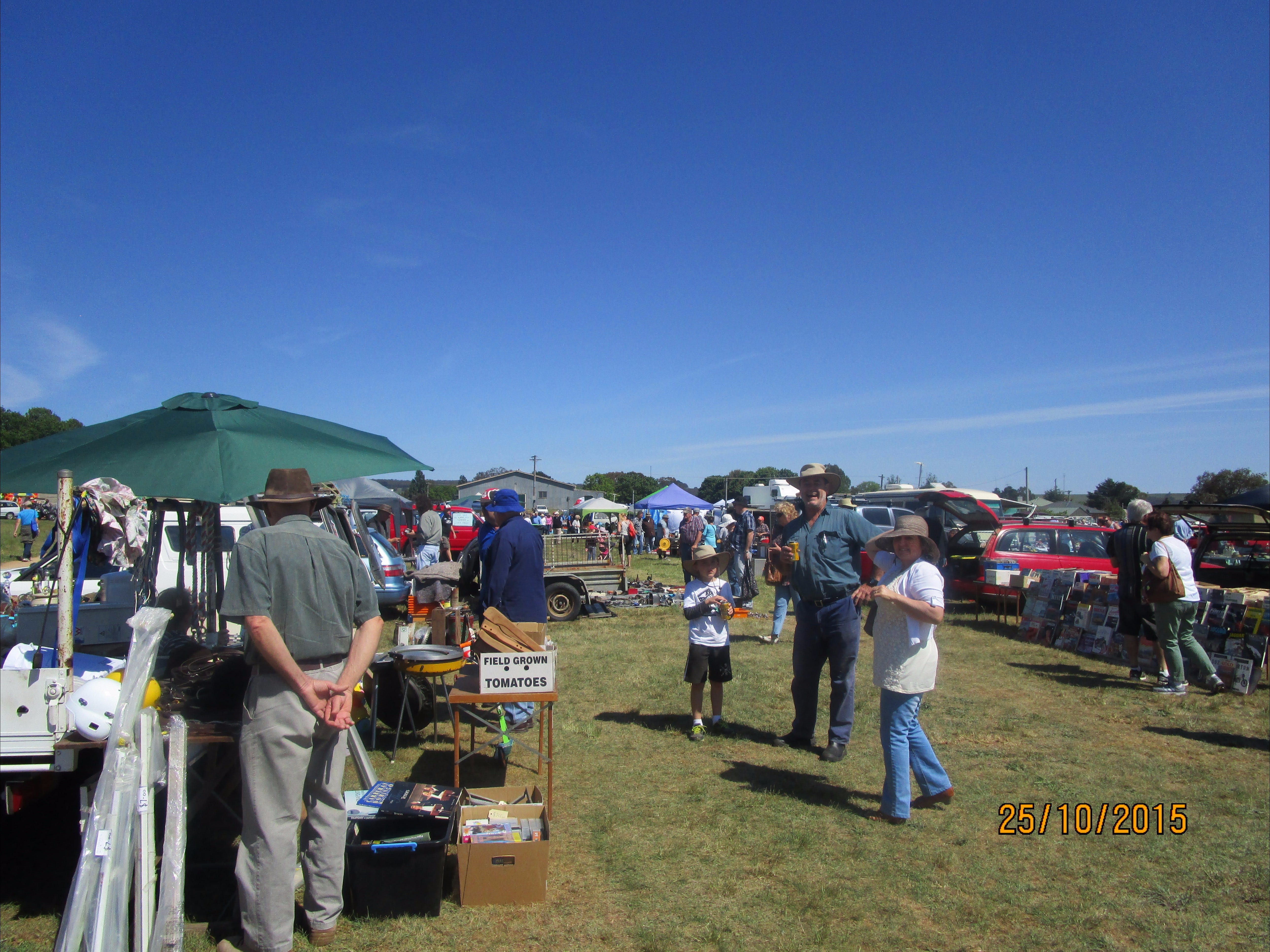 Crookwell Rotary Swap Meet and Market Day - ACT Tourism