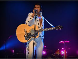 Elvis Forever - Damian Mullin 'Up Close and Personal' - ACT Tourism