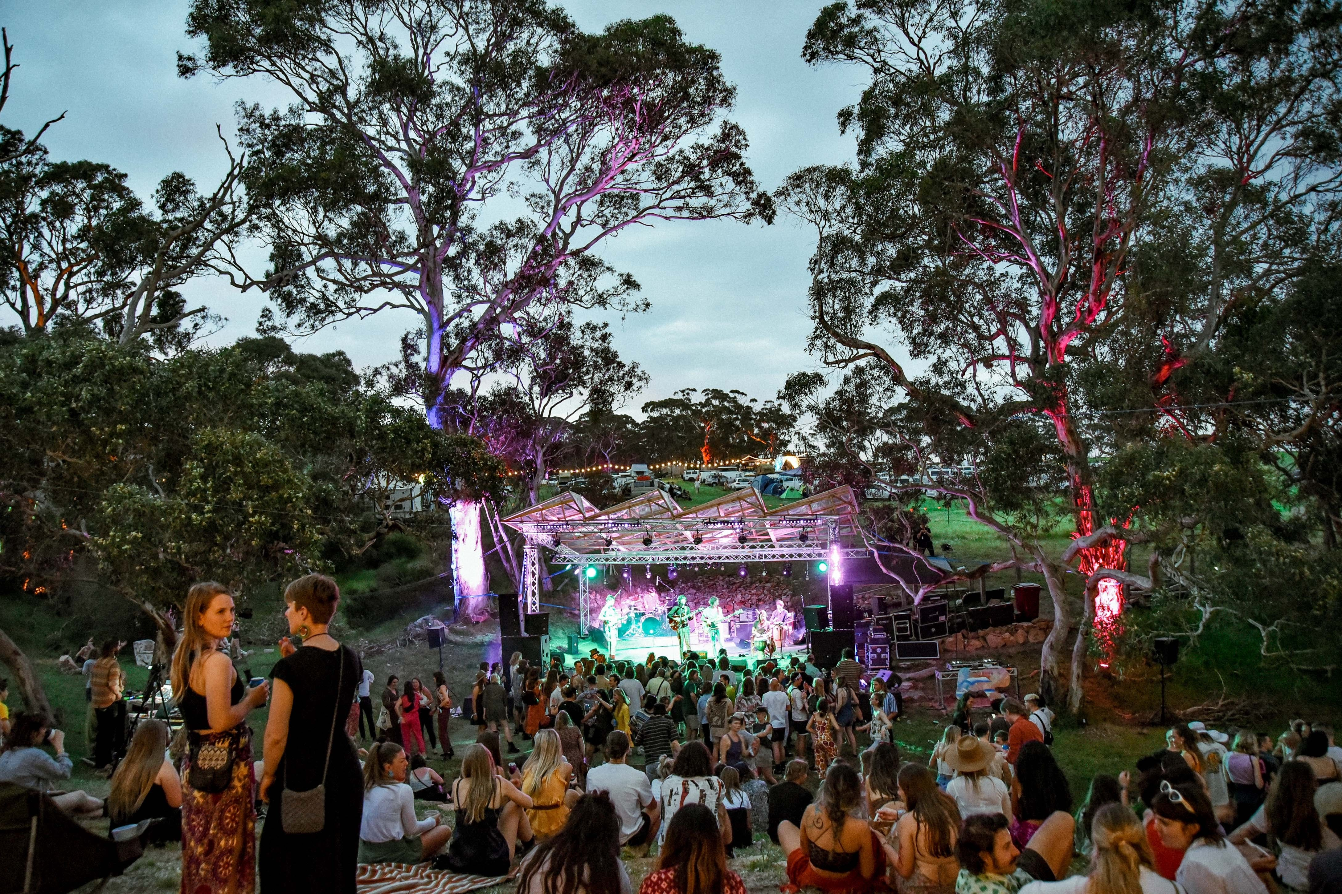 Field Good Festival - ACT Tourism