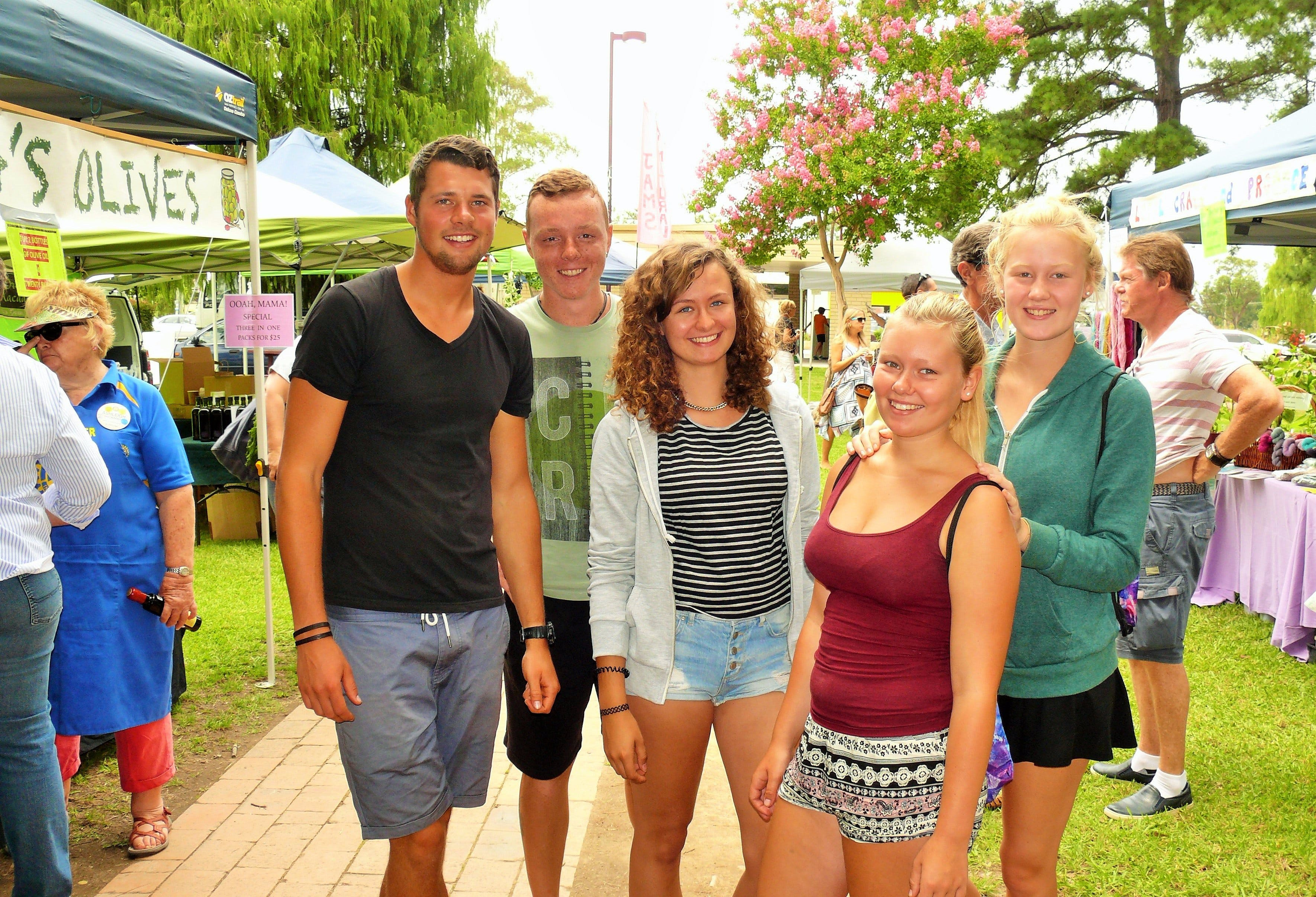 Gloucester Farmers Market - ACT Tourism