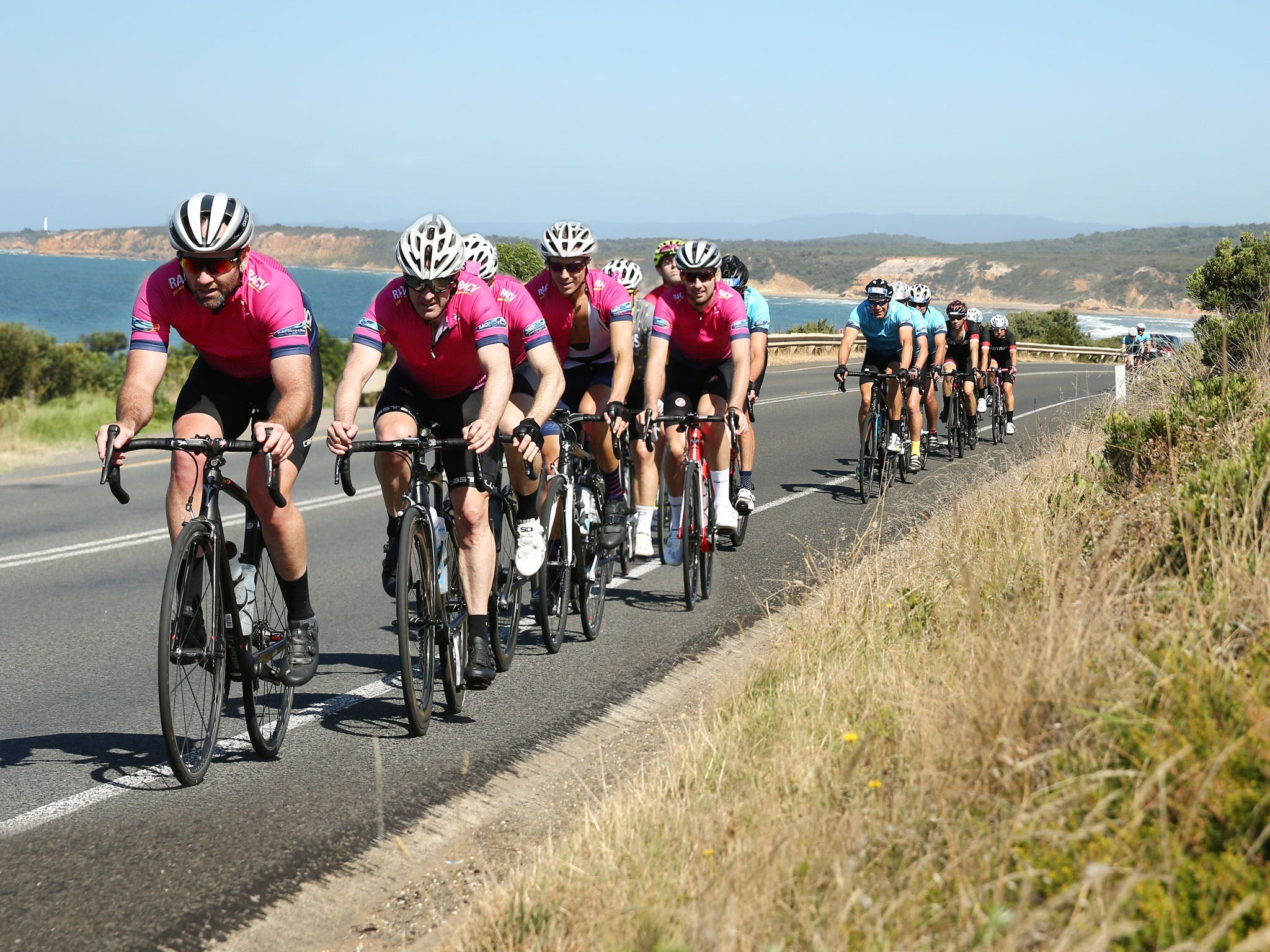 Great Ocean  Otway Classic Ride - ACT Tourism