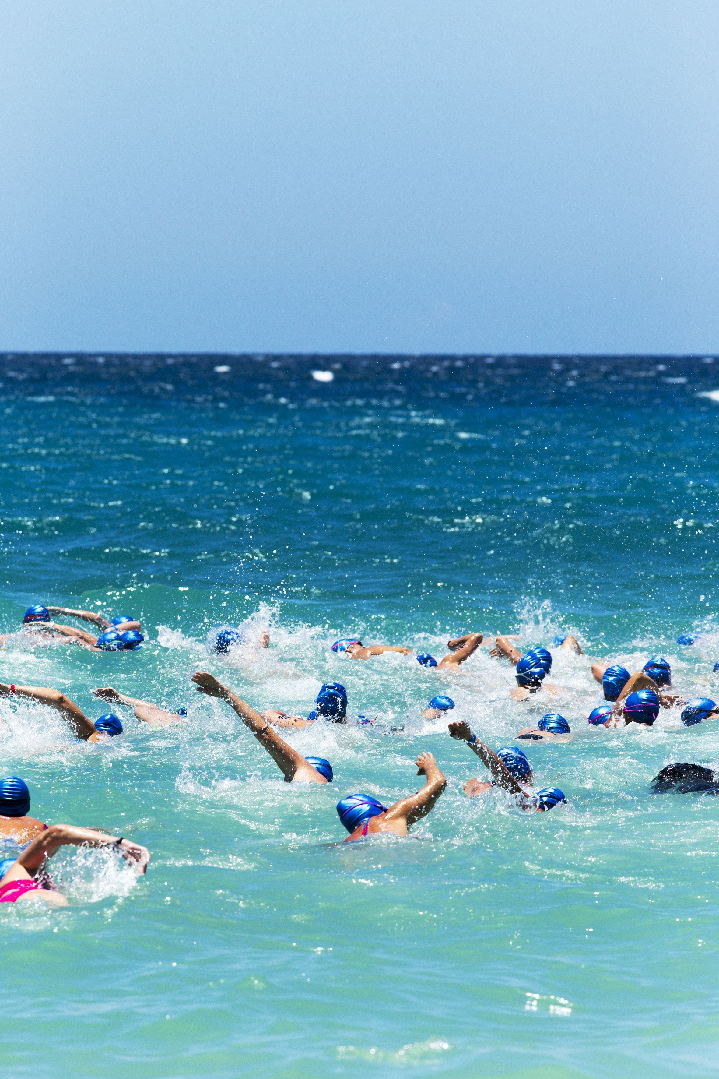 Hamilton Island Endurance Series - Whitehaven Beach Ocean Swim - ACT Tourism