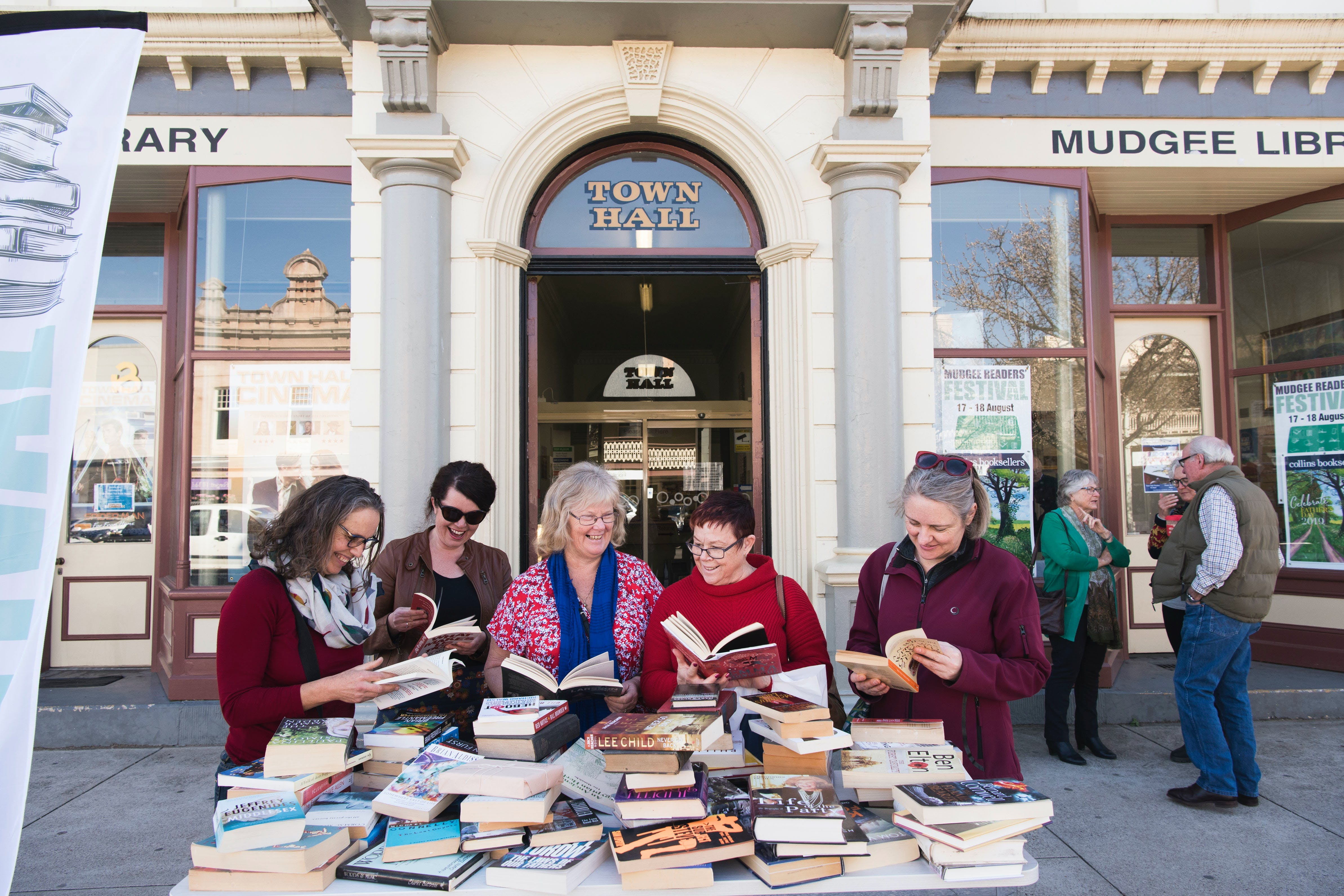 Mudgee Readers' Festival - ACT Tourism