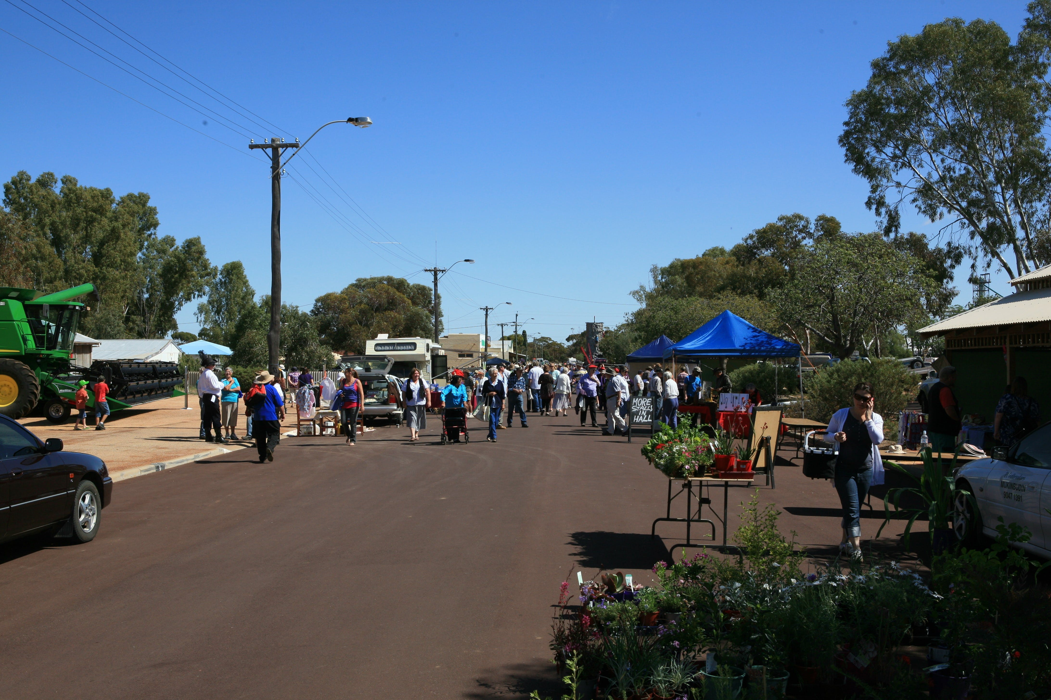 Nungarin Markets - ACT Tourism