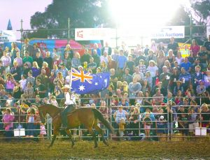 Patches Asphalt Queanbeyan Rodeo - ACT Tourism