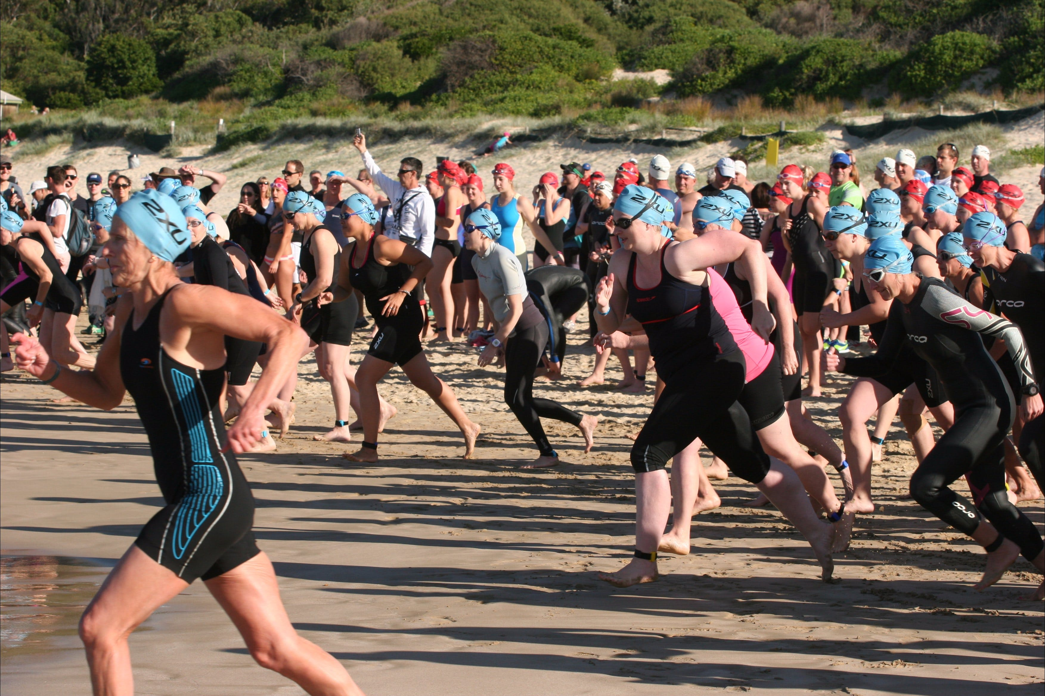 Port Stephens Triathlon Festival - ACT Tourism