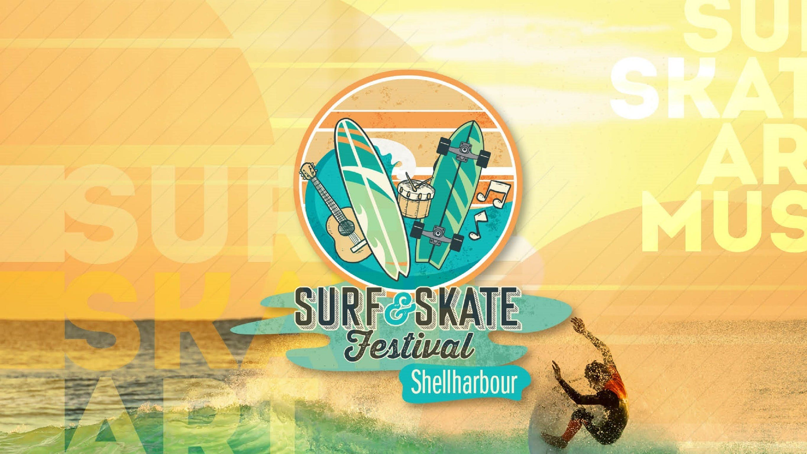 Skate and Surf Festival Shellharbour - ACT Tourism