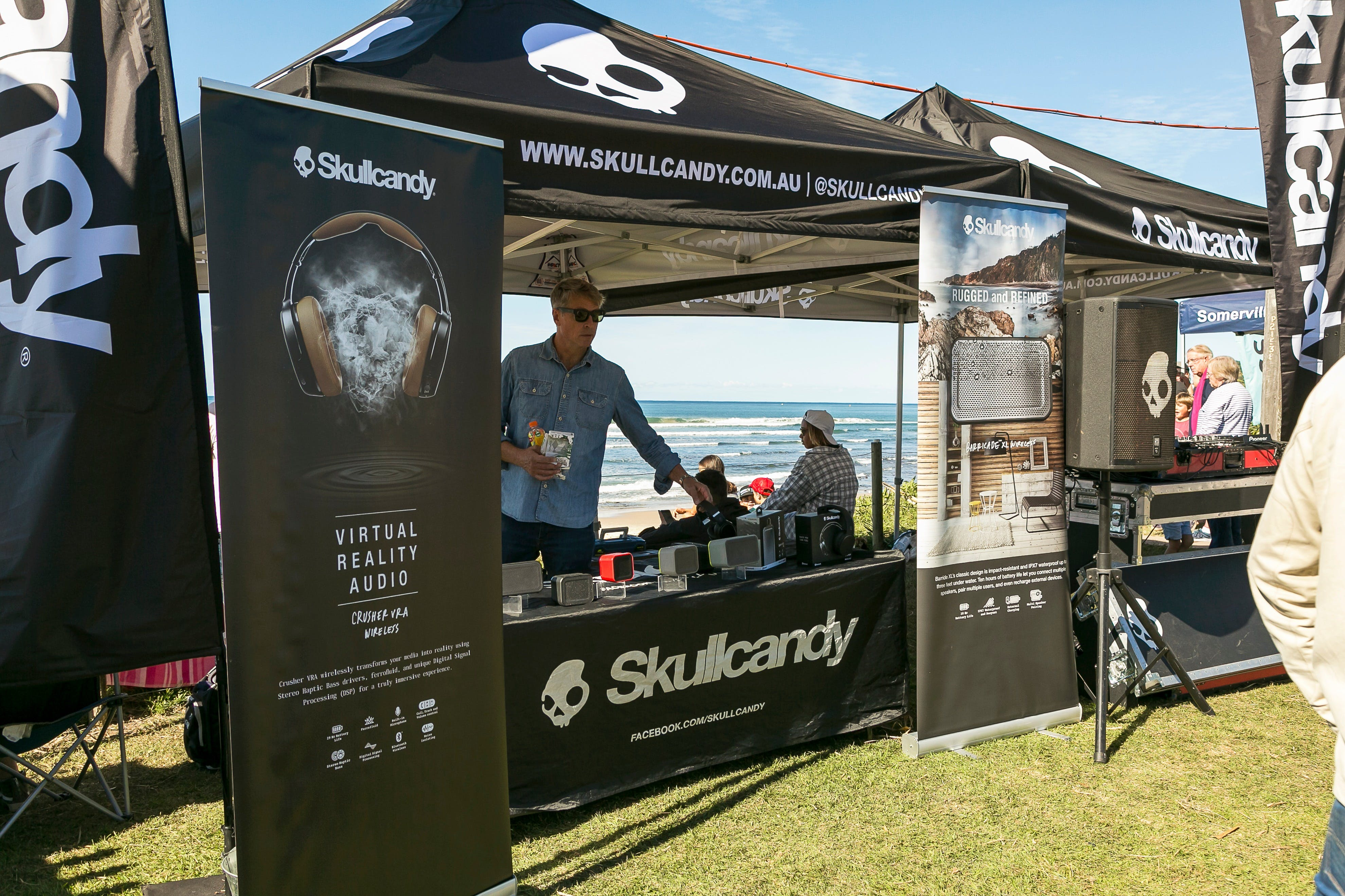 Skullcandy Oz Grom Open - ACT Tourism