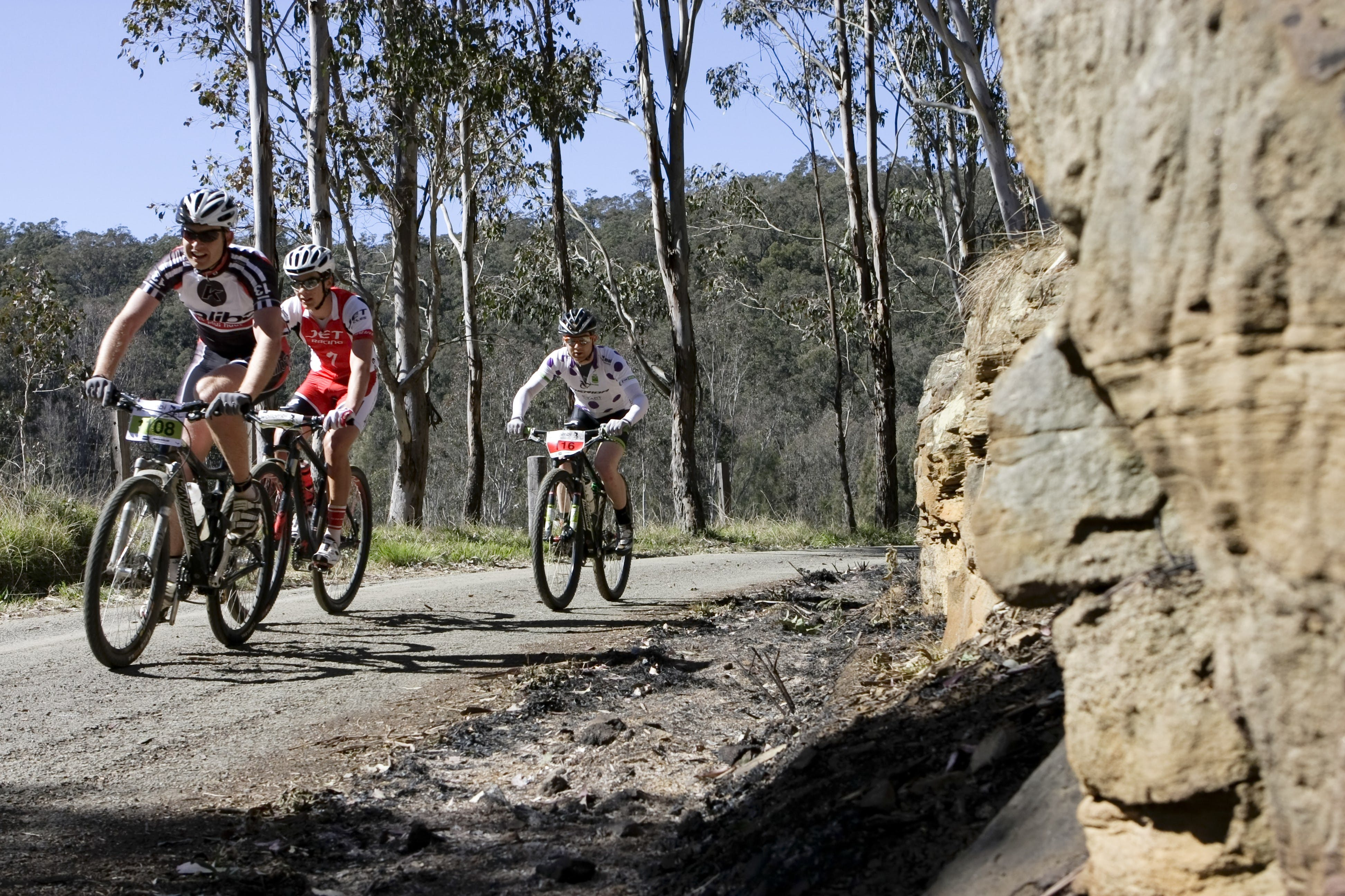 Wollombi Wild Ride Mountain Bike Ride - ACT Tourism