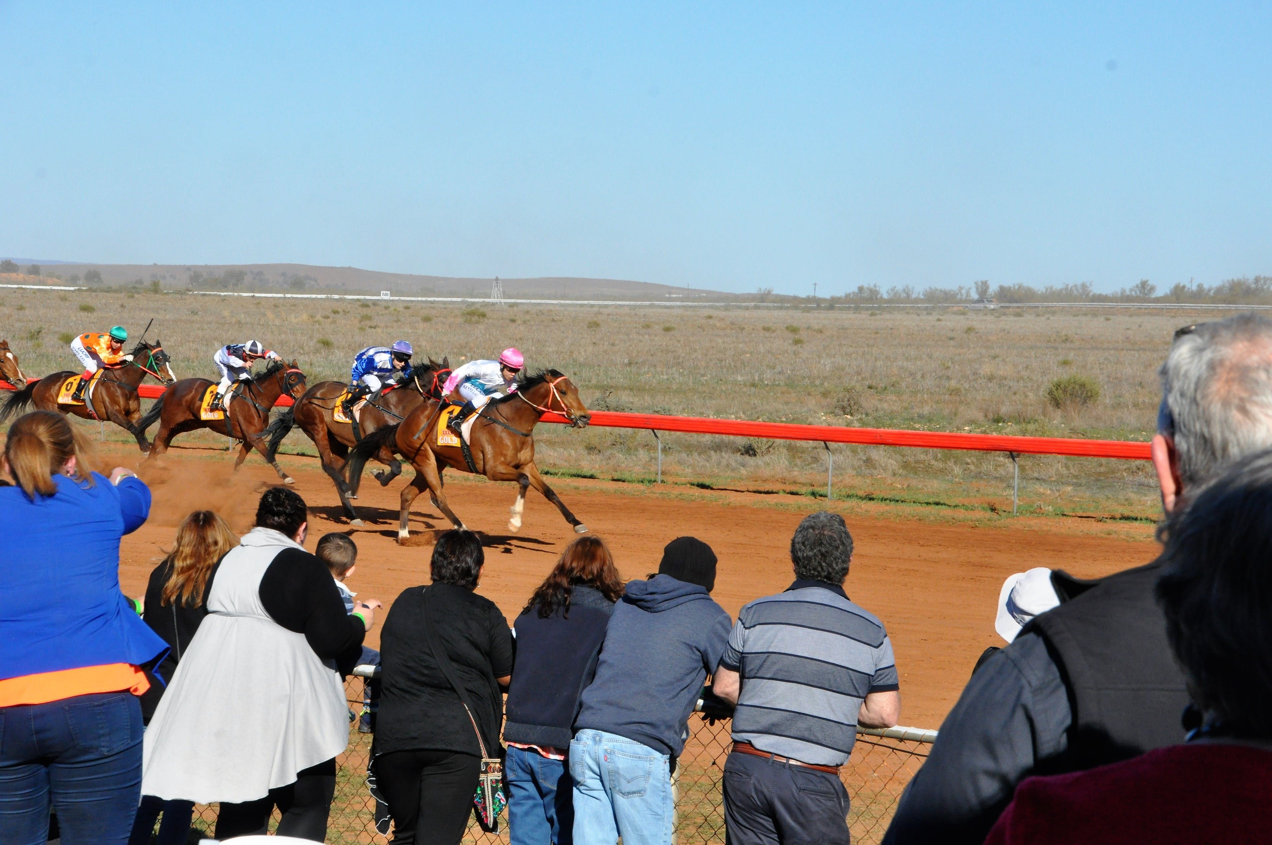 2020 Quorn Cup - ACT Tourism