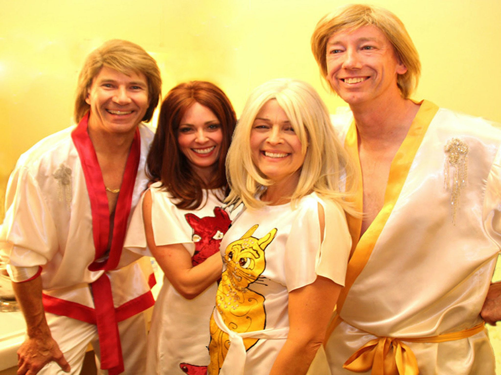 ABBA Gold Tribute Show - ACT Tourism
