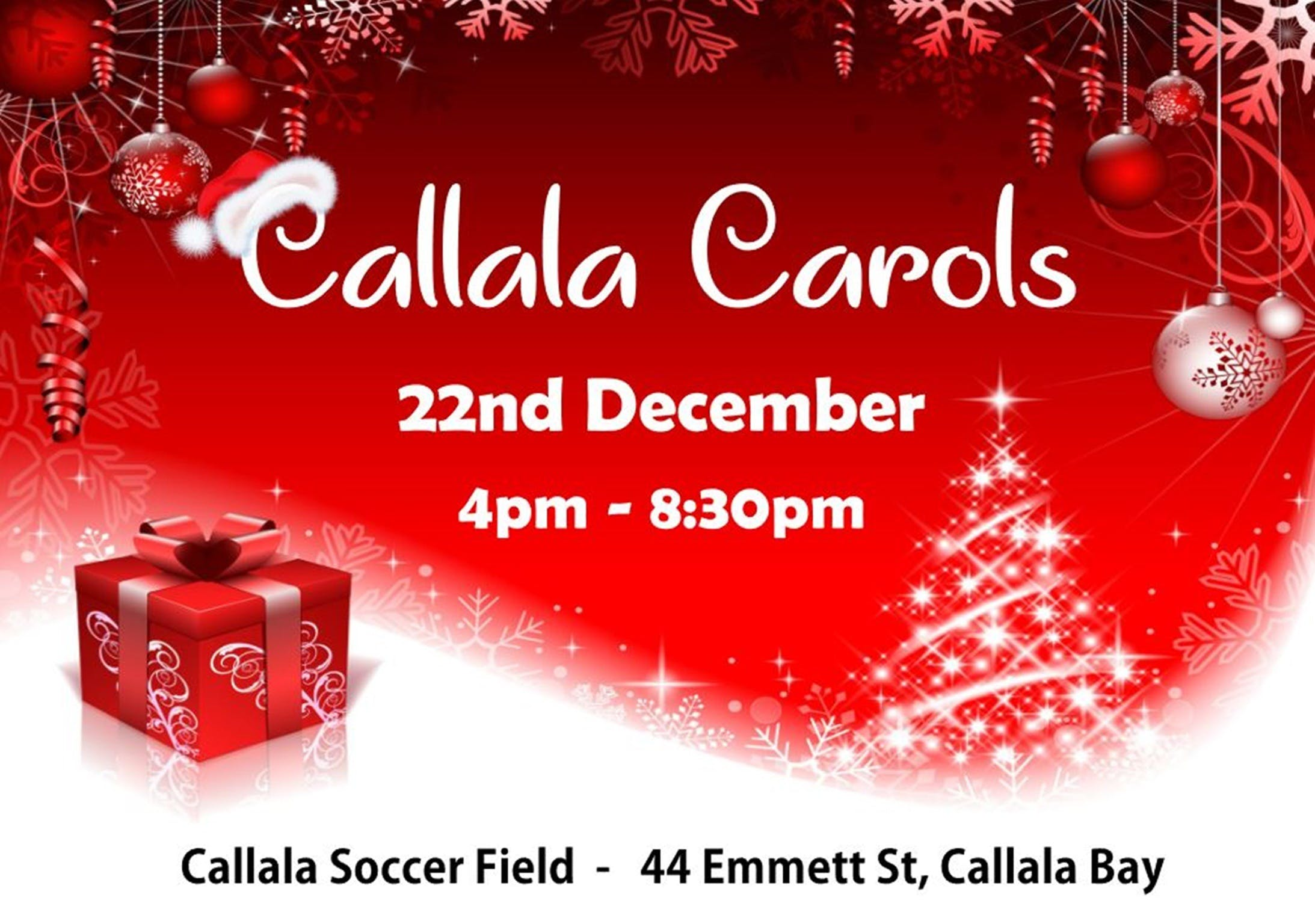 Callala Carols - ACT Tourism
