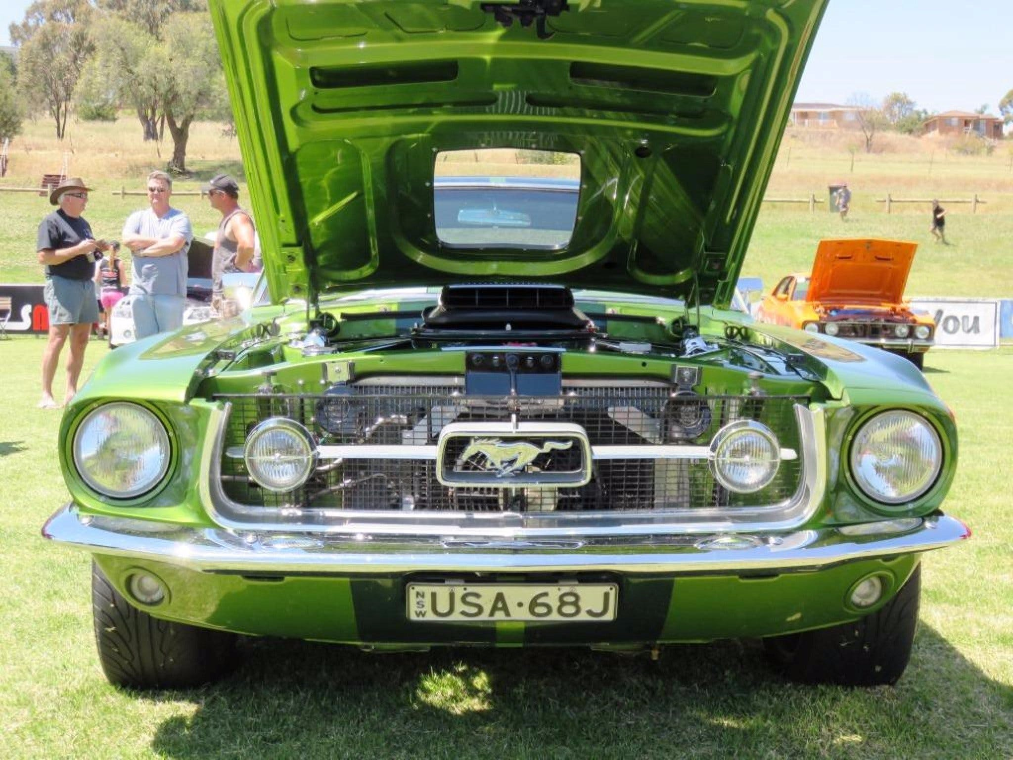 Central West Car Club Charity Show and Shine - ACT Tourism