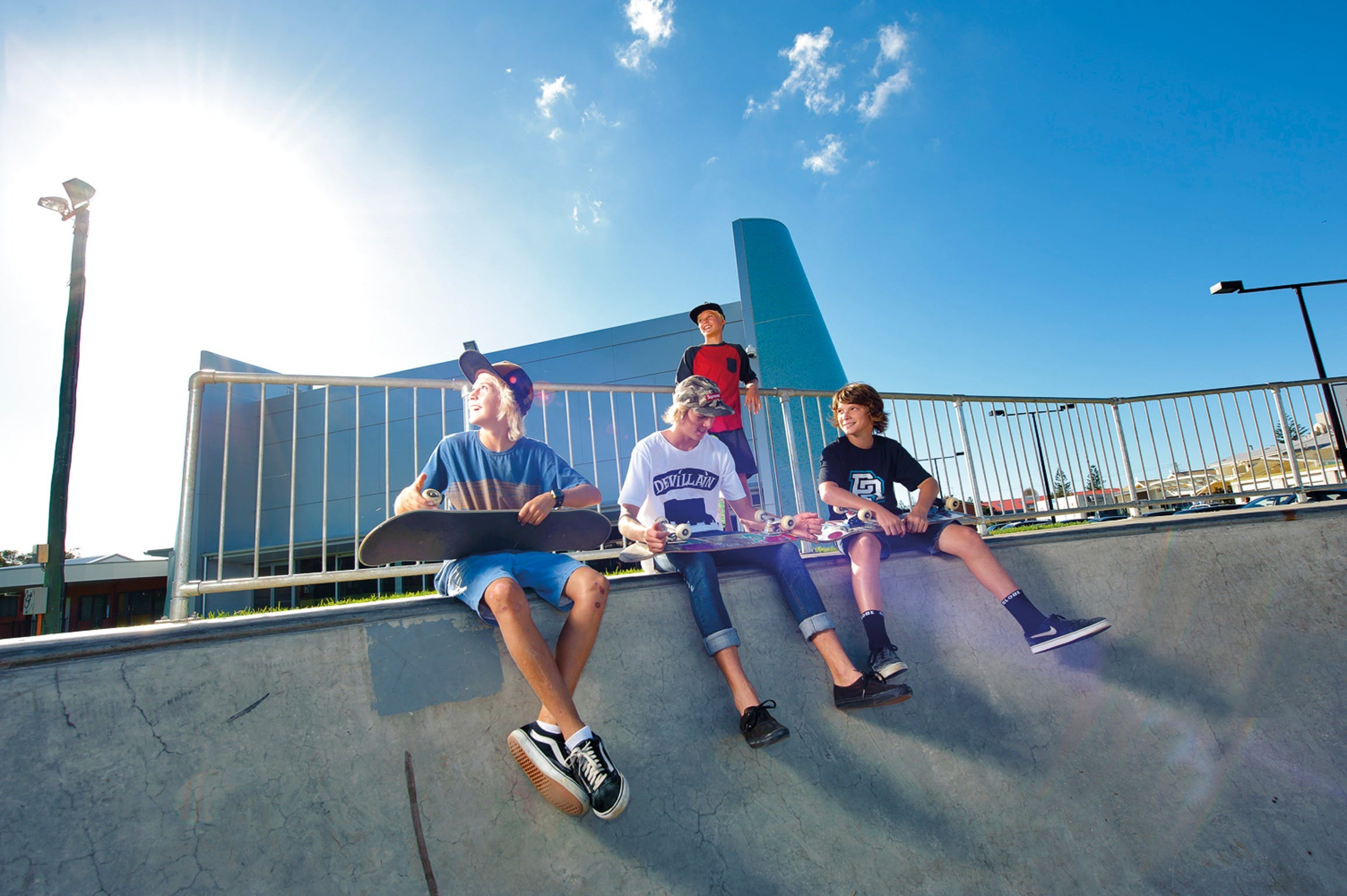 Fair Go Skate Comp - ACT Tourism