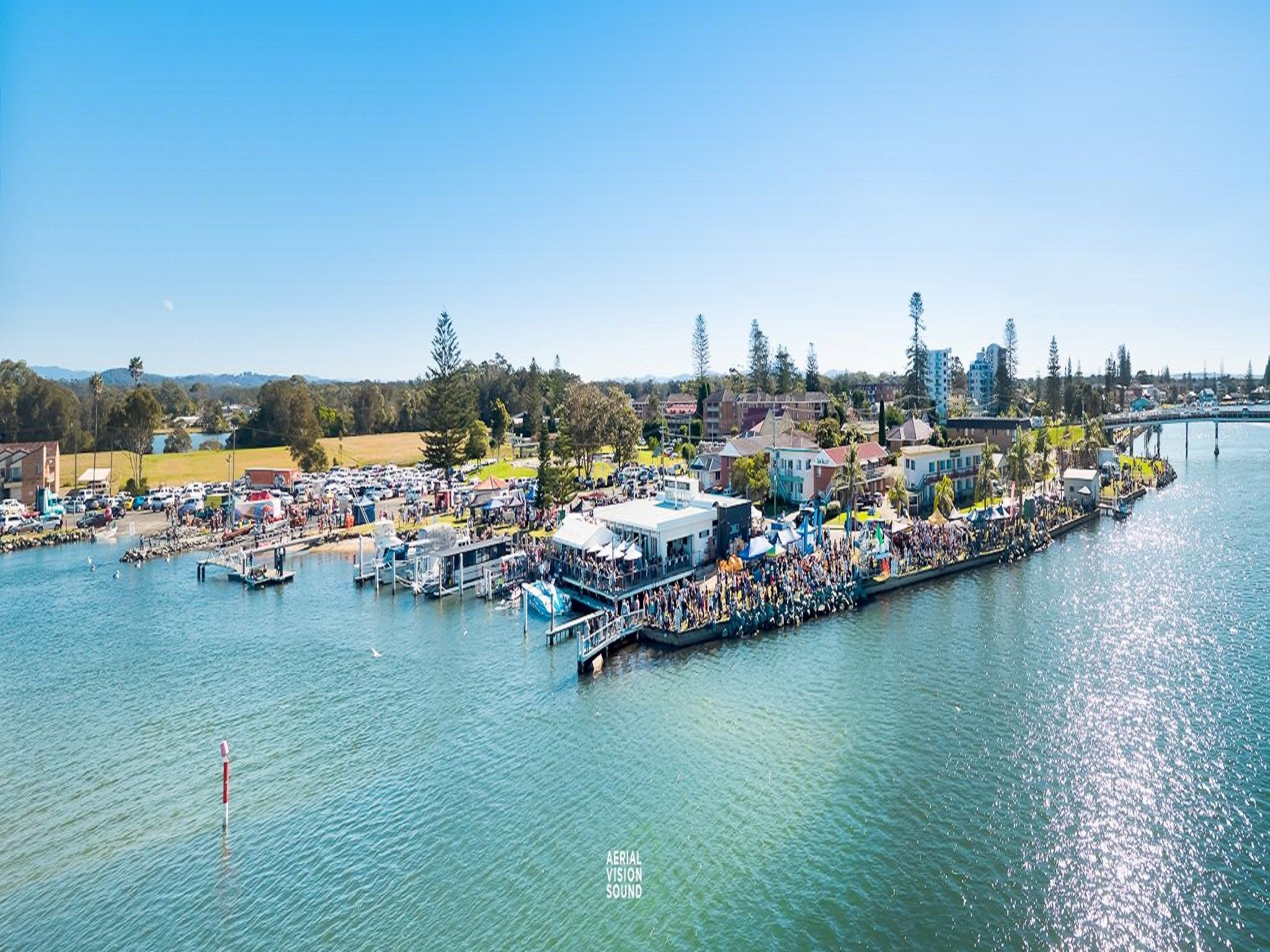 Fred Williams Aquatic Festival - ACT Tourism
