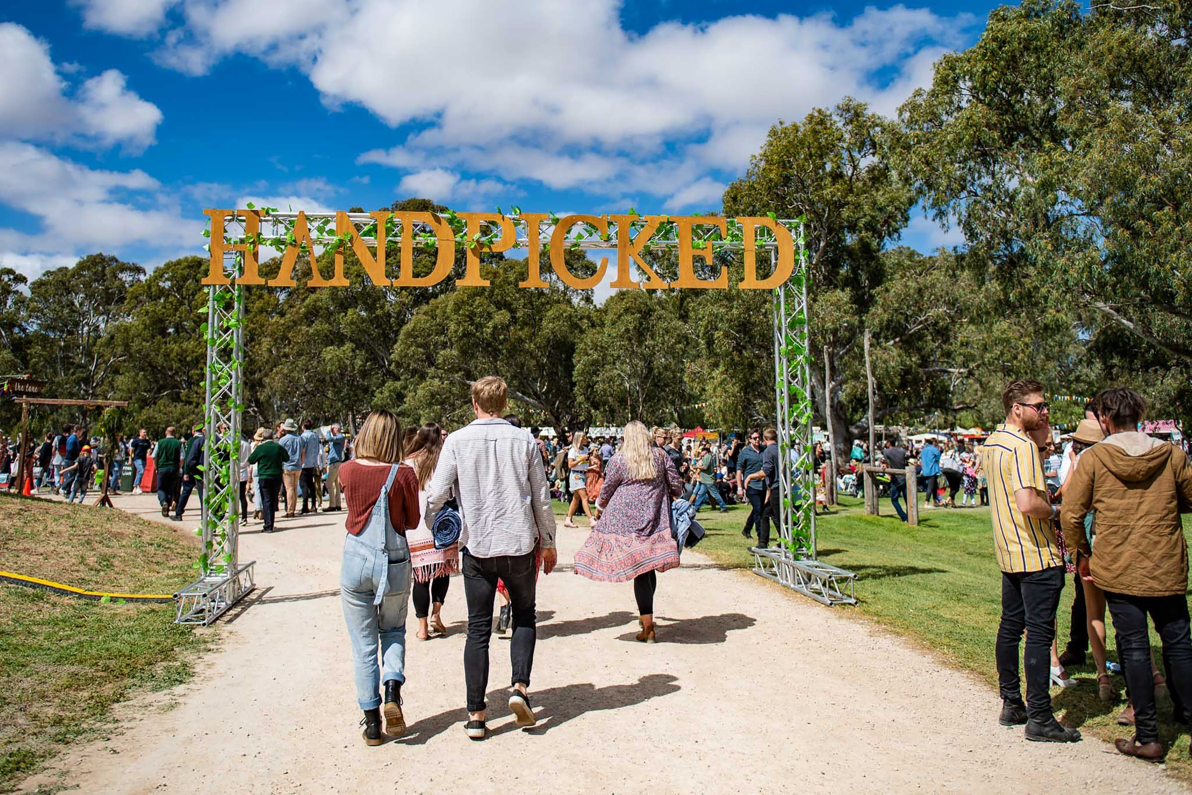 Handpicked Festival - ACT Tourism