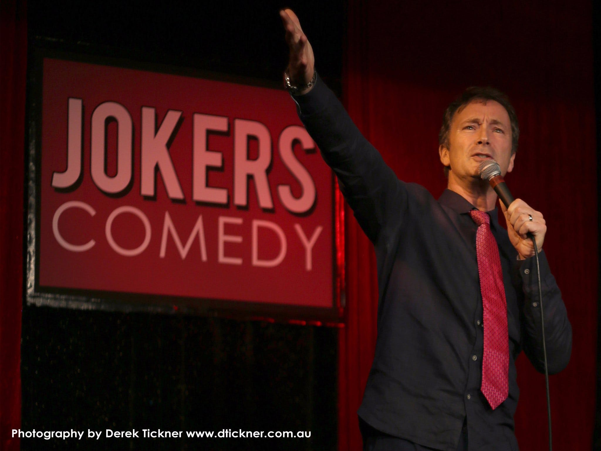 Jokers Comedy Club - ACT Tourism