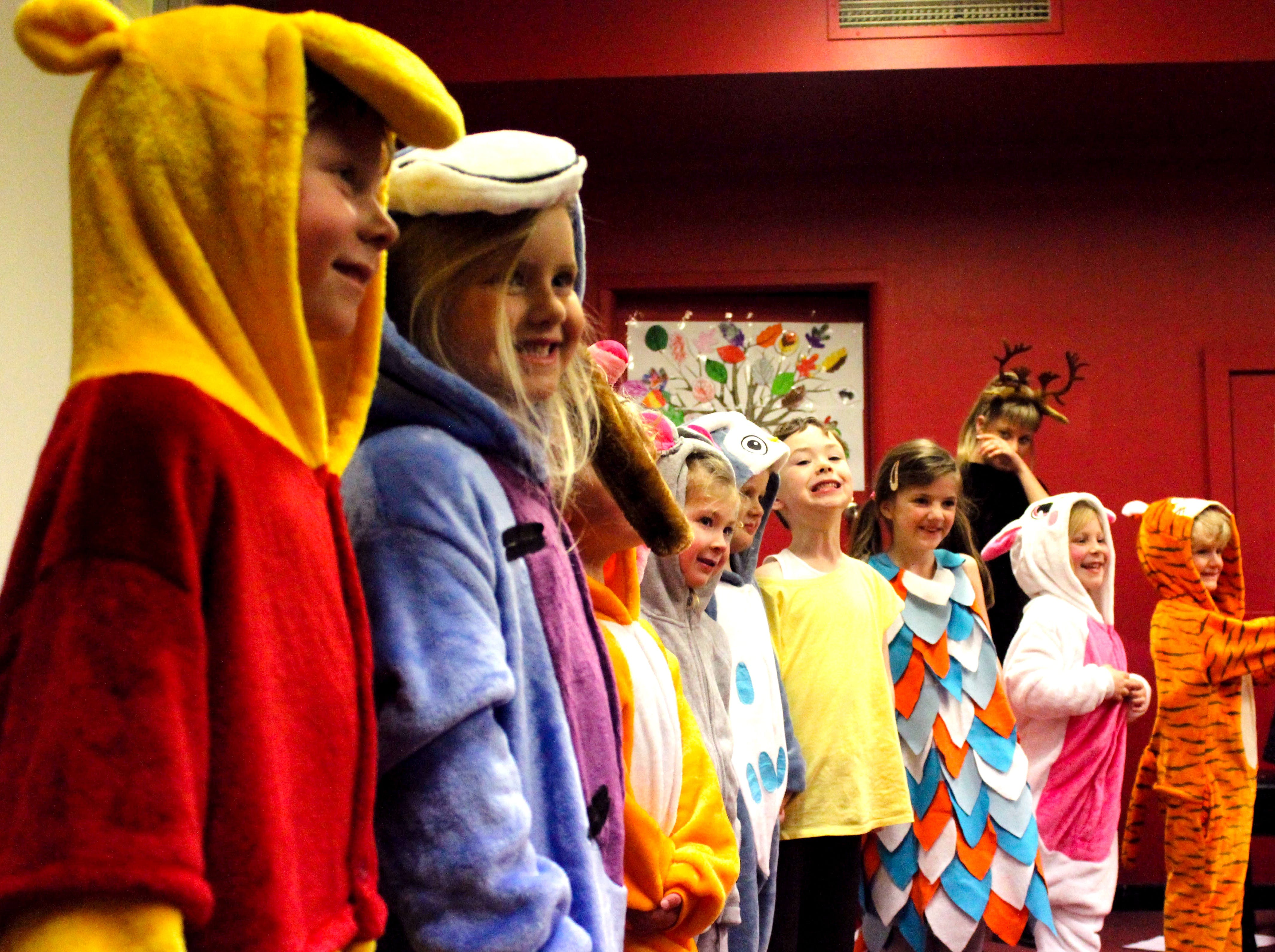 July Fairytale Theatre Holiday workshops in Hobart - ACT Tourism