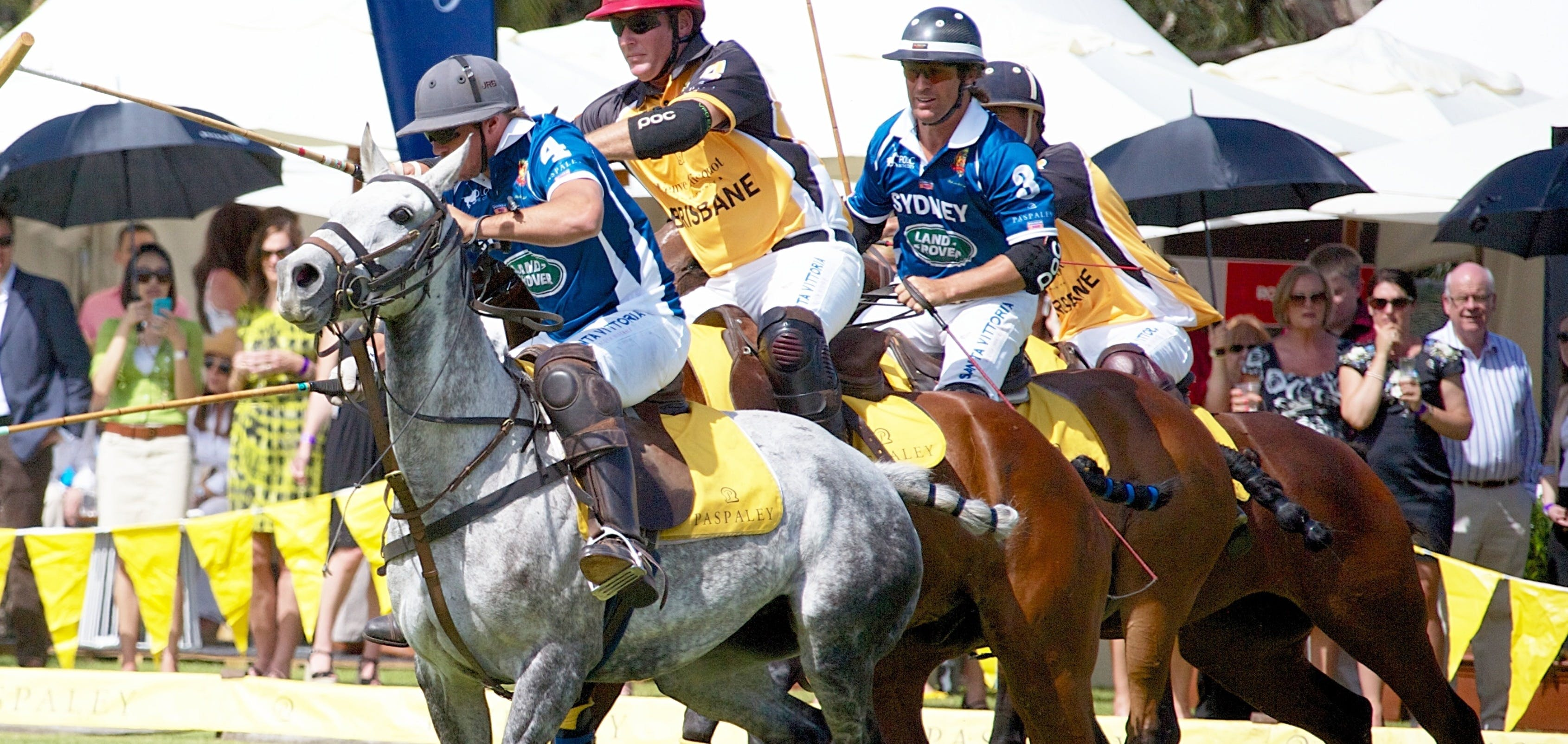 Land Rover Polo in the City Brisbane - ACT Tourism