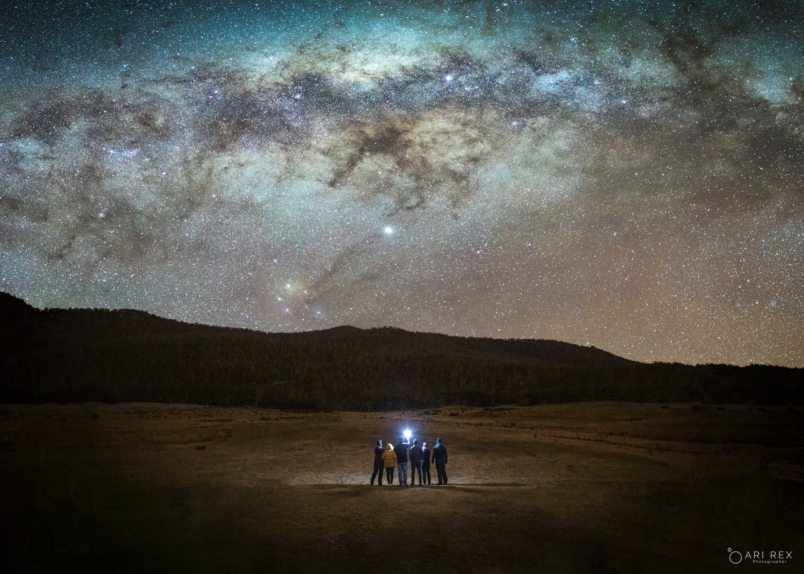 Milky Way Photography Workshop with Ari Rex - ACT Tourism