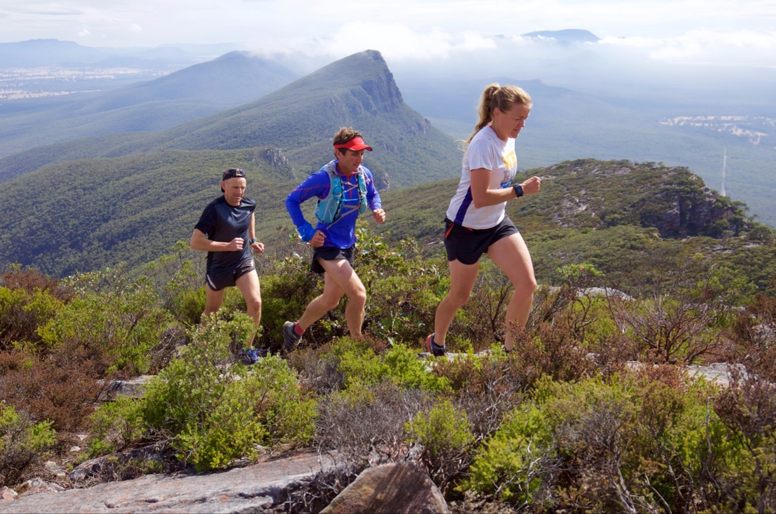 Peaks and Trails Run - ACT Tourism