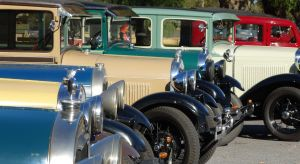 Queen's Birthday Car Rally - ACT Tourism