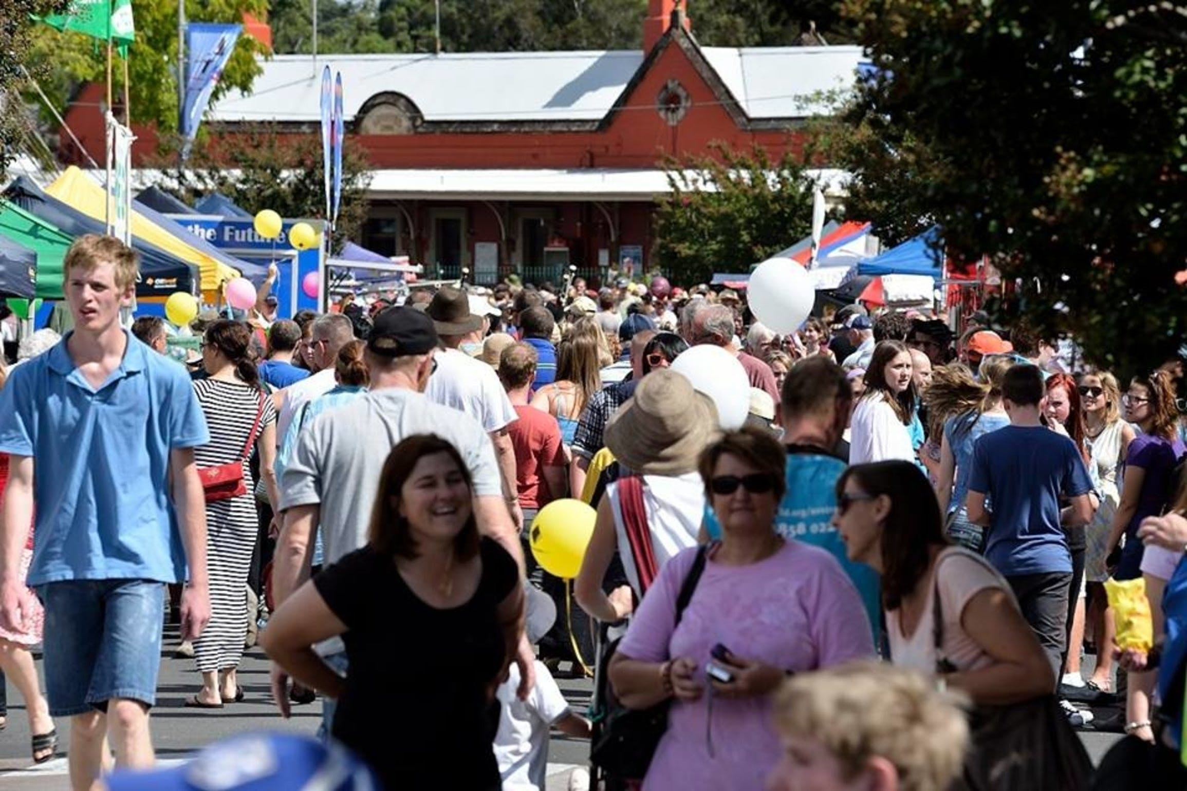 Springwood Foundation Day Festival - ACT Tourism