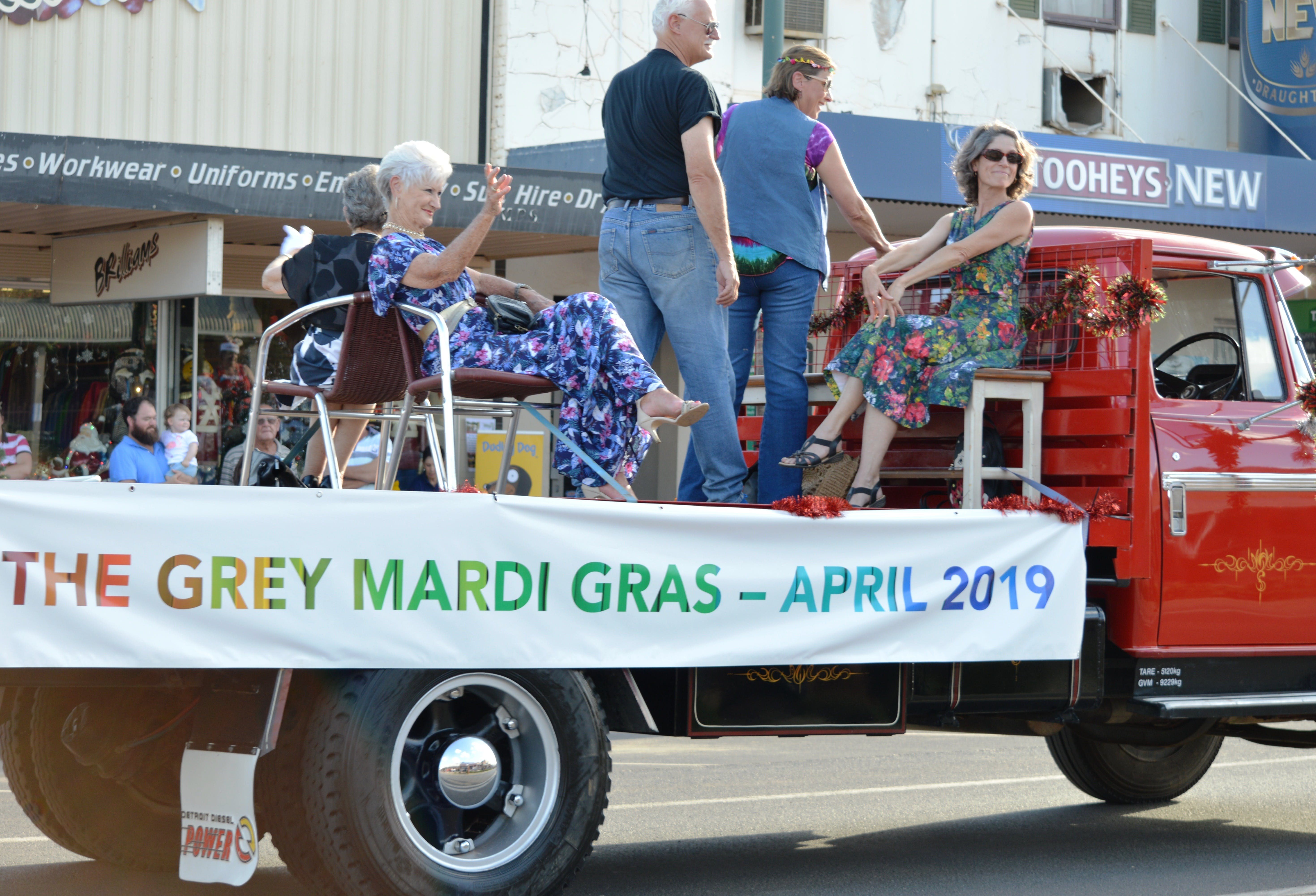 The Grey Mardi Gras - ACT Tourism