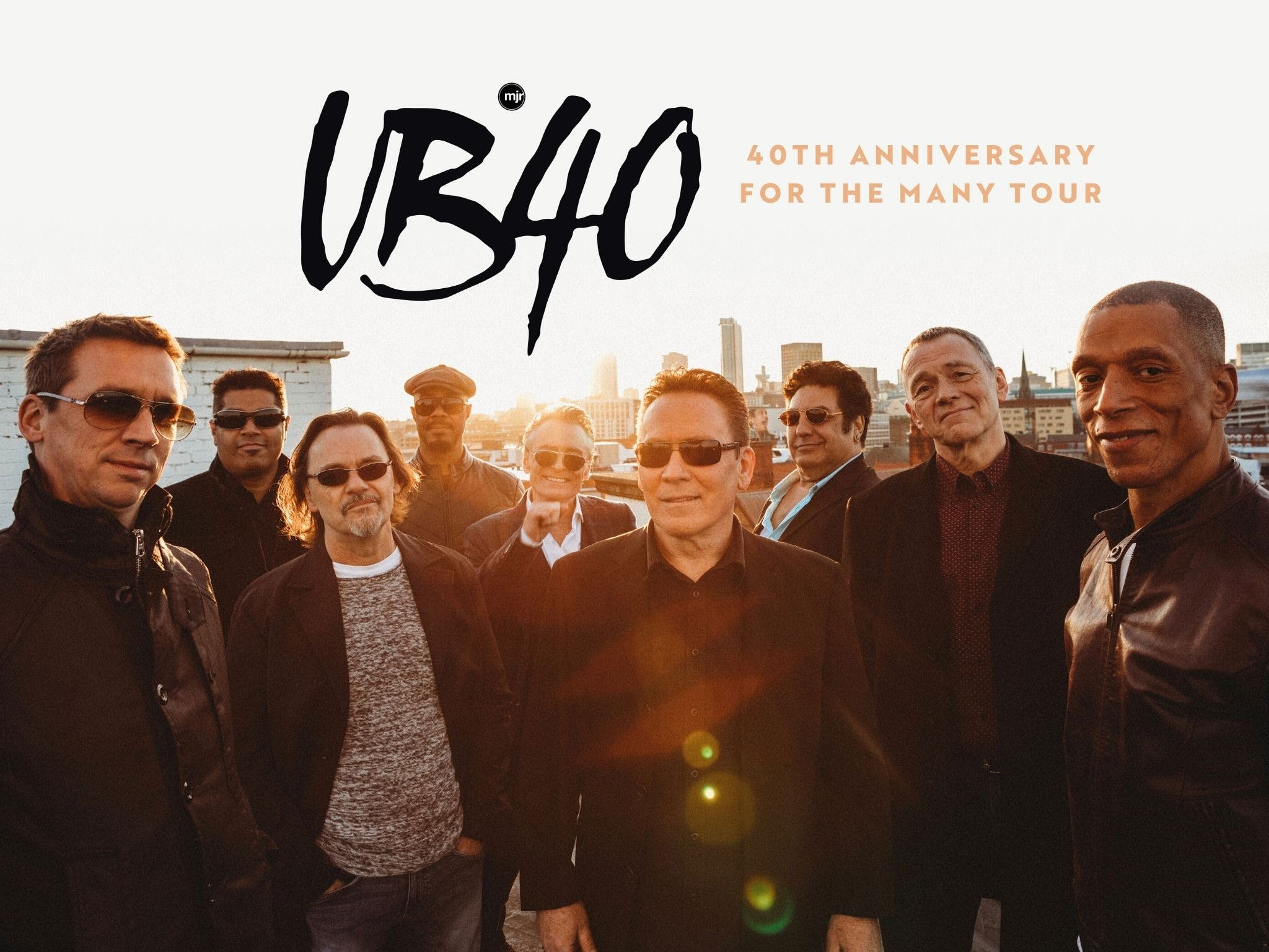 UB40 40th Anniversary Tour - ACT Tourism