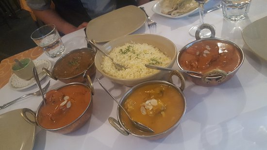 Tandoori  Curry Club - ACT Tourism