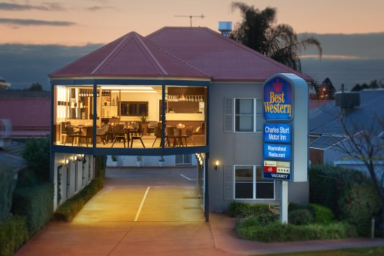 The Roundabout Restaurant - ACT Tourism