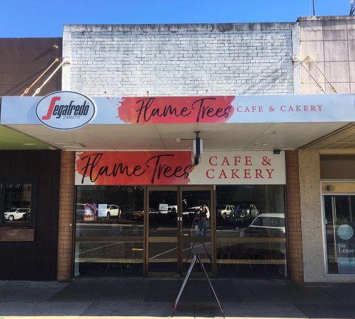 Flame Trees Cafe  Cakery - ACT Tourism