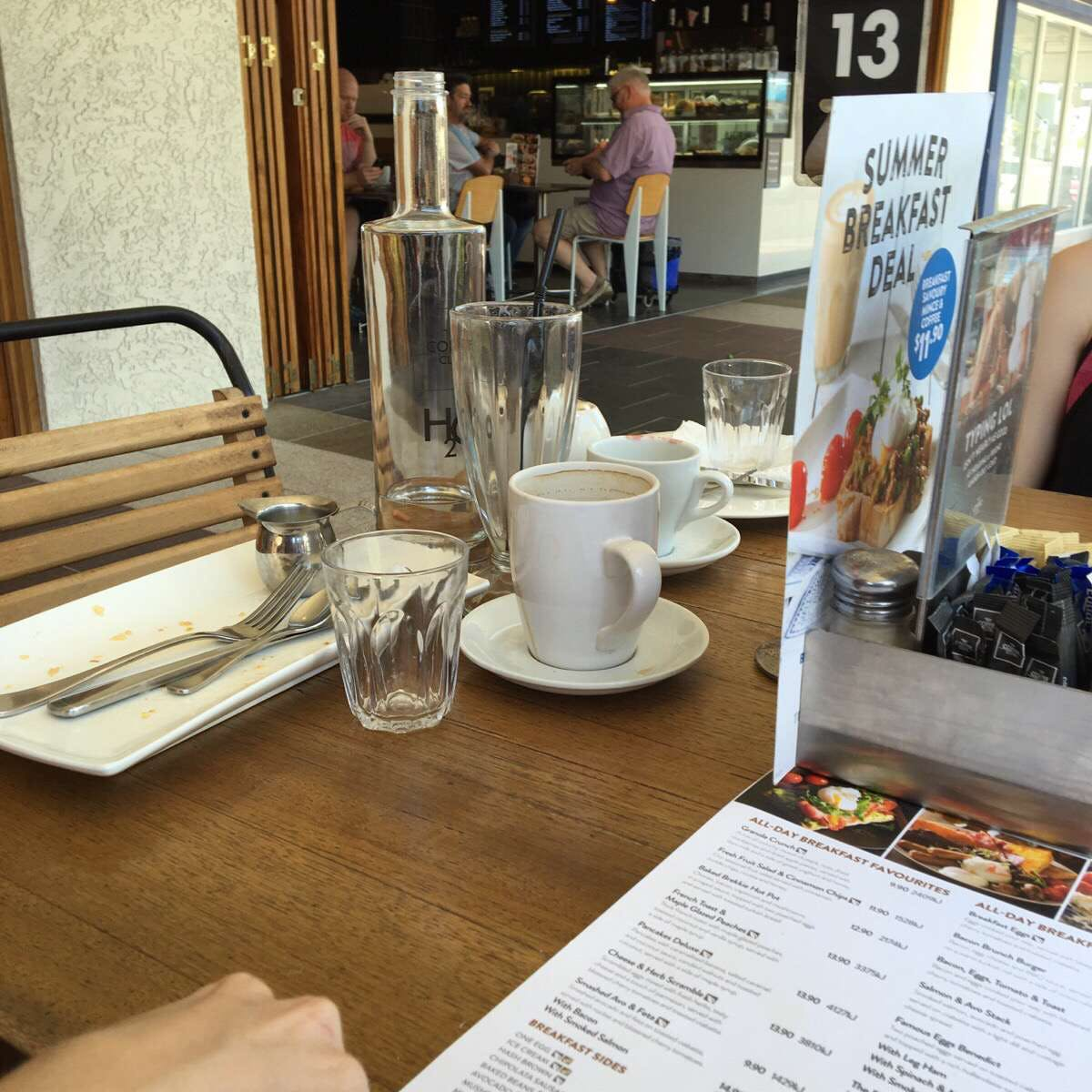 The Coffee Club - Grand Hotel - Gladstone - ACT Tourism