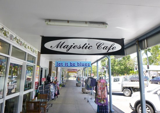 Majestic Cafe - ACT Tourism