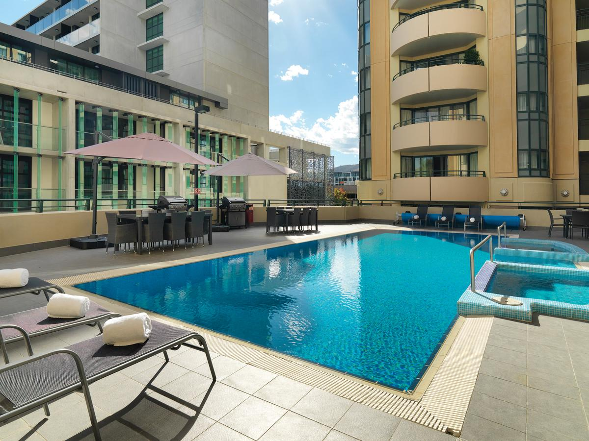 Adina Serviced Apartments Canberra James Court - ACT Tourism