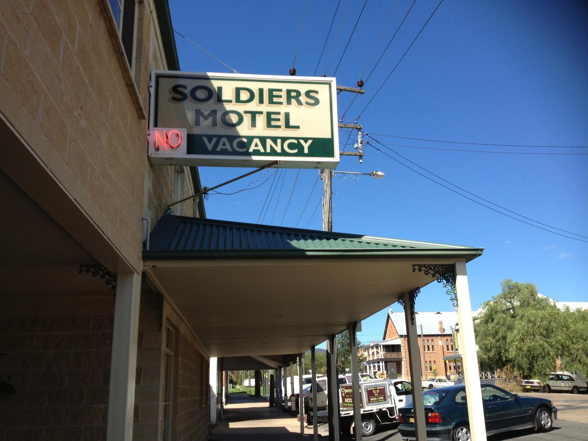 Soldiers Motel - ACT Tourism