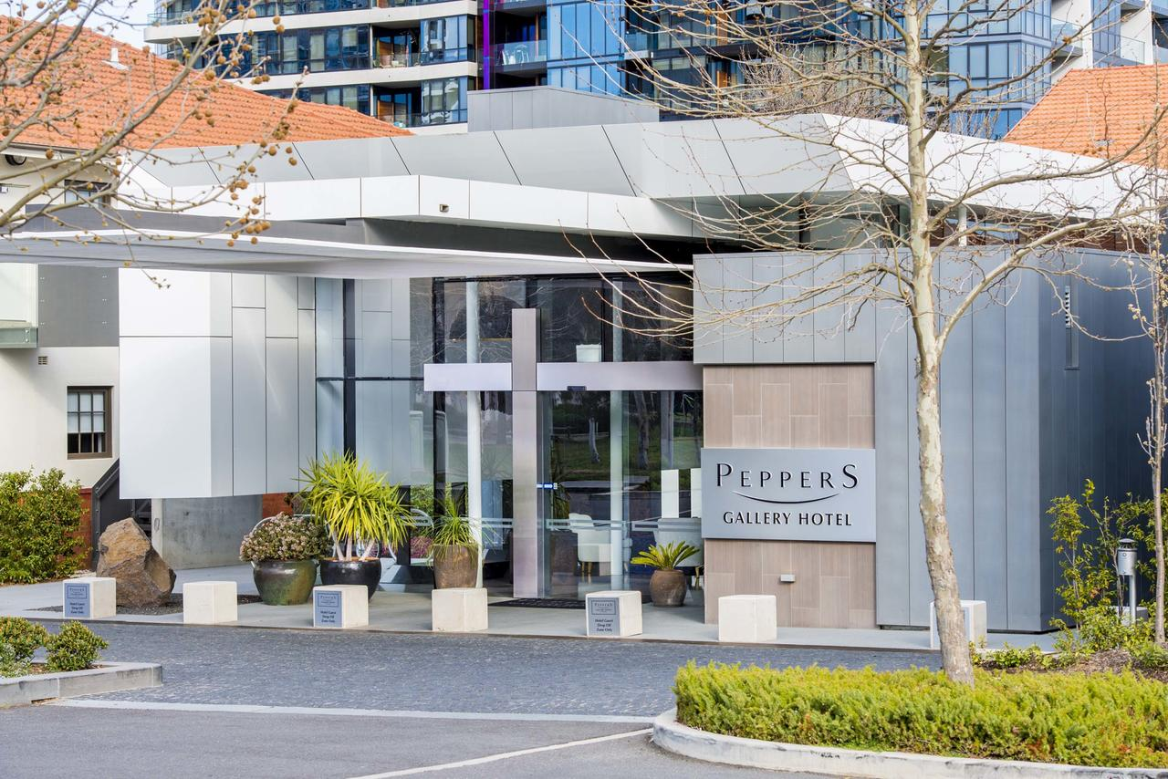 Peppers Gallery Hotel - ACT Tourism