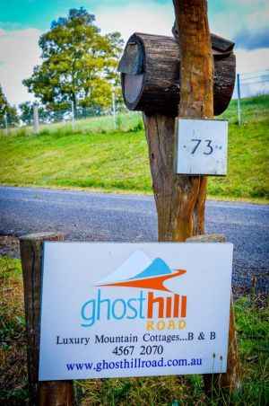 Ghost Hill Road - ACT Tourism