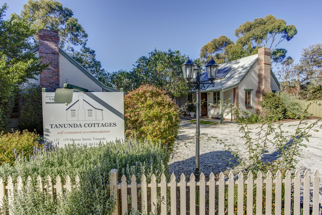 Tanunda Cottages - ACT Tourism