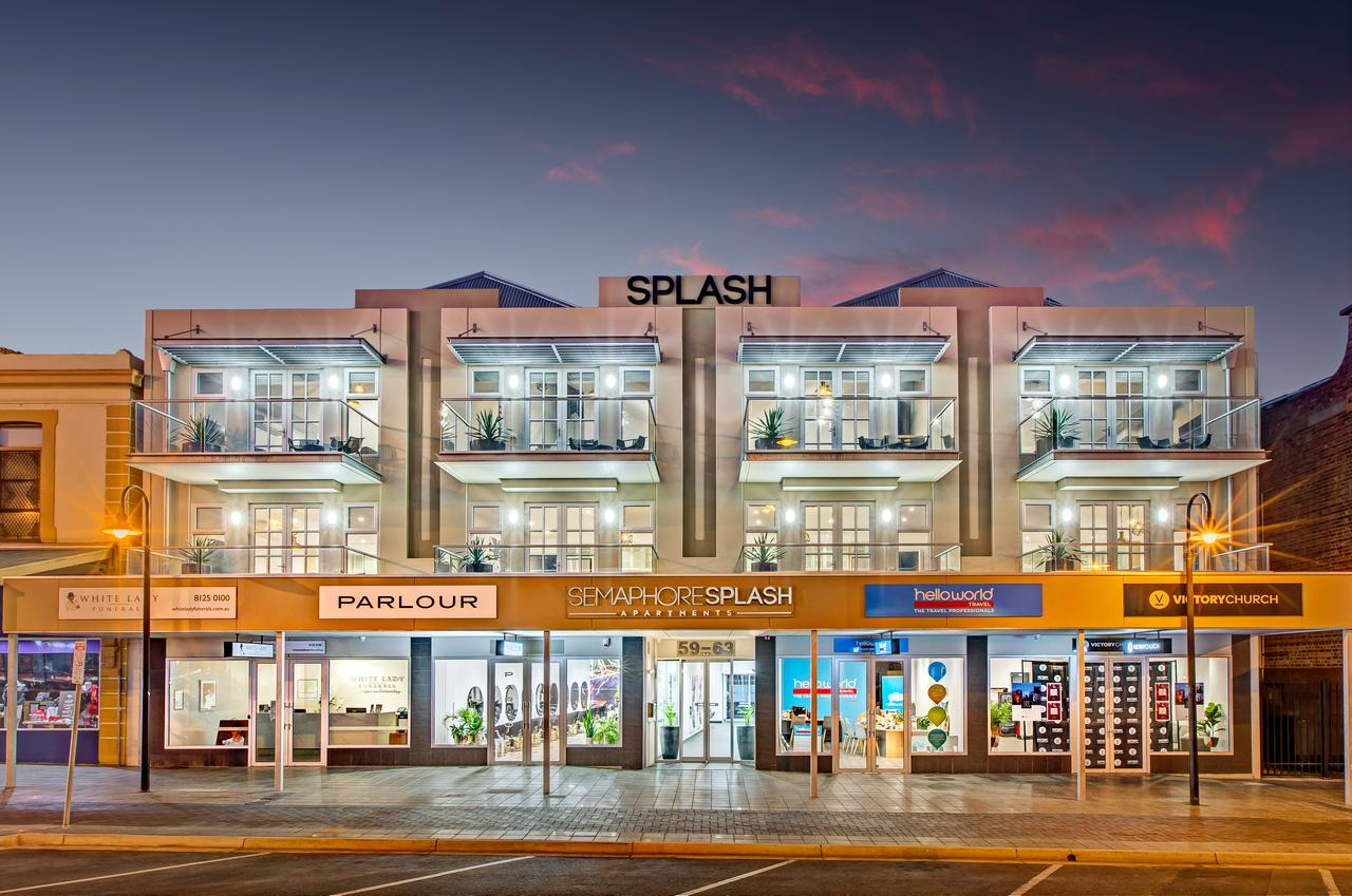 Semaphore Splash Apartments - ACT Tourism