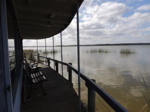 PS Federal Retreat Paddle Steamer Goolwa - ACT Tourism