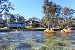 Dungowan Holiday Accommodation - ACT Tourism